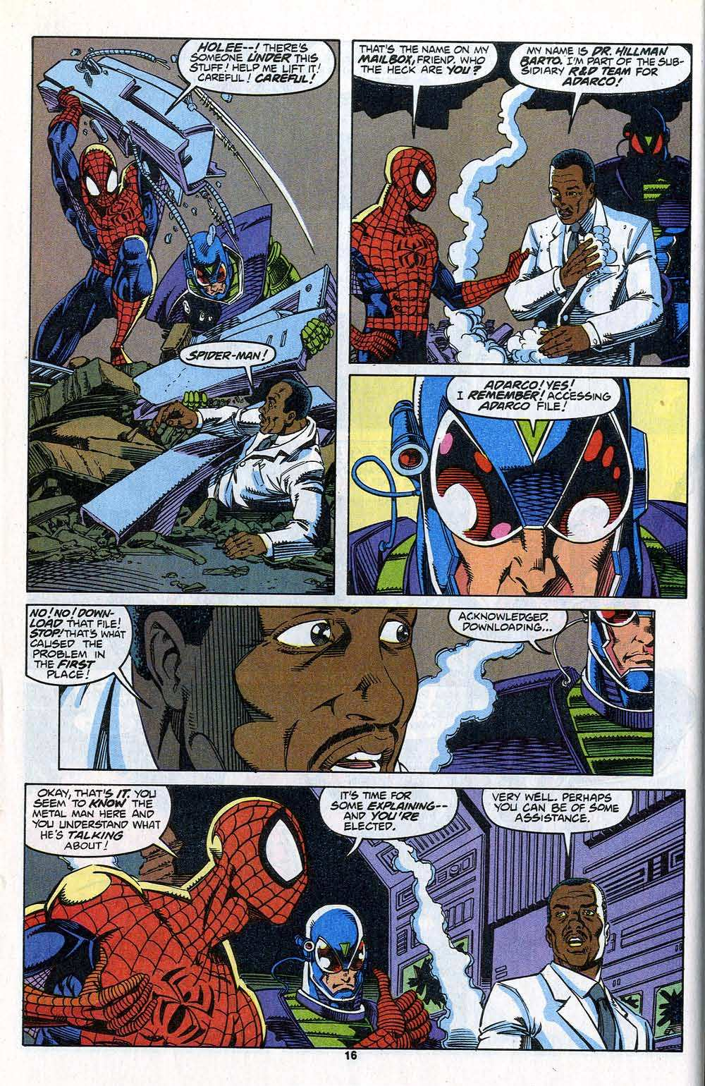 The Amazing Spider-Man (1963) _Annual_27 Page 17