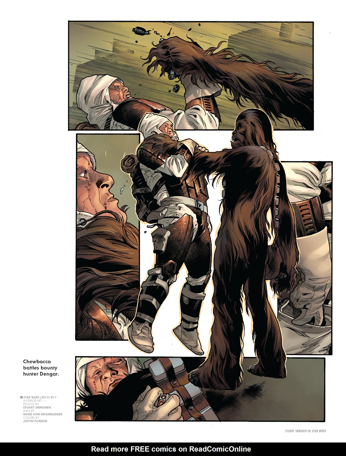 Read online The Marvel Art of Star Wars comic -  Issue # TPB (Part 1) - 46