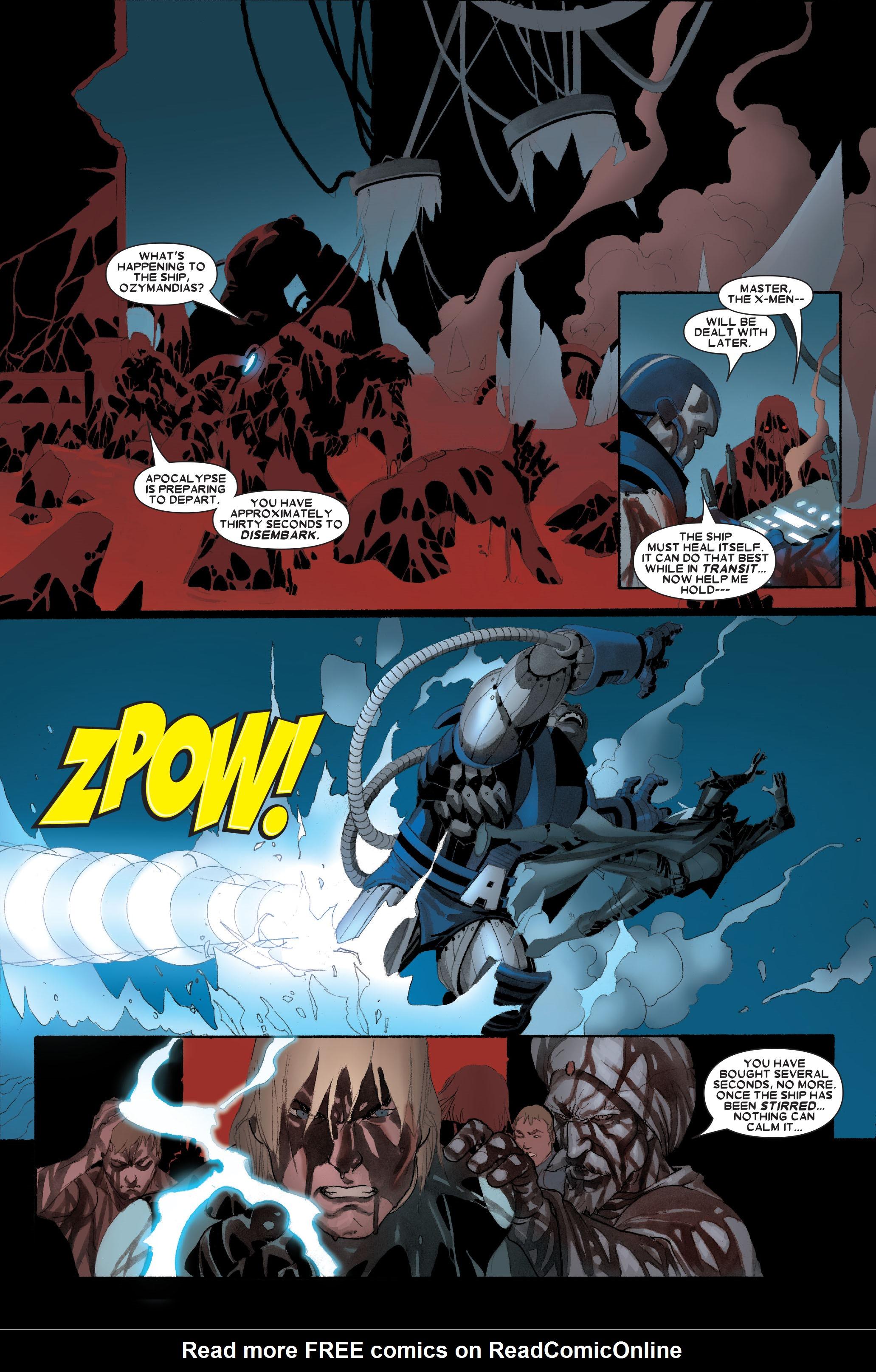 X-Men (1991) 185 Page 7