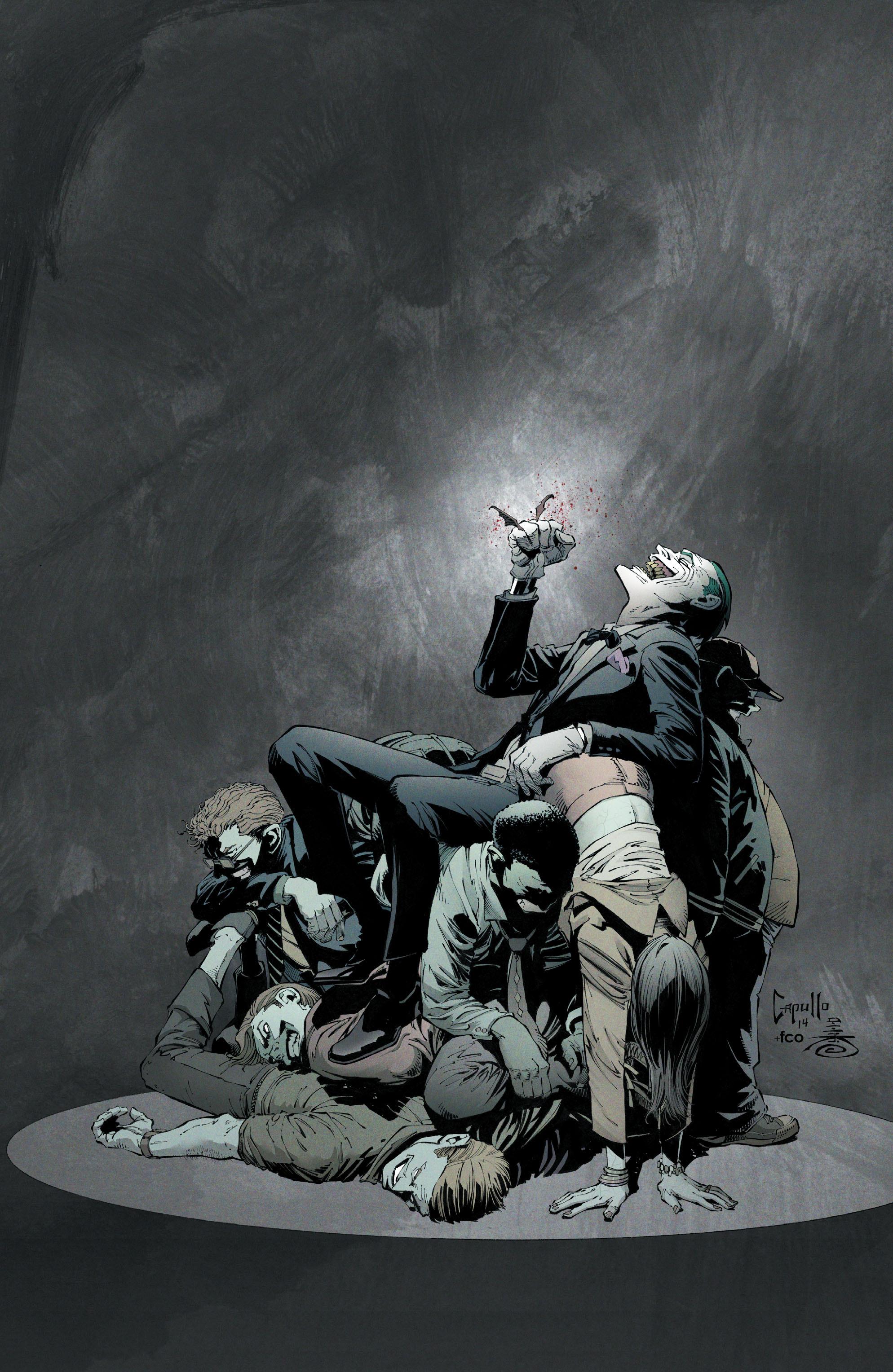 Read online Batman (2011) comic -  Issue # _TPB 7 - 101