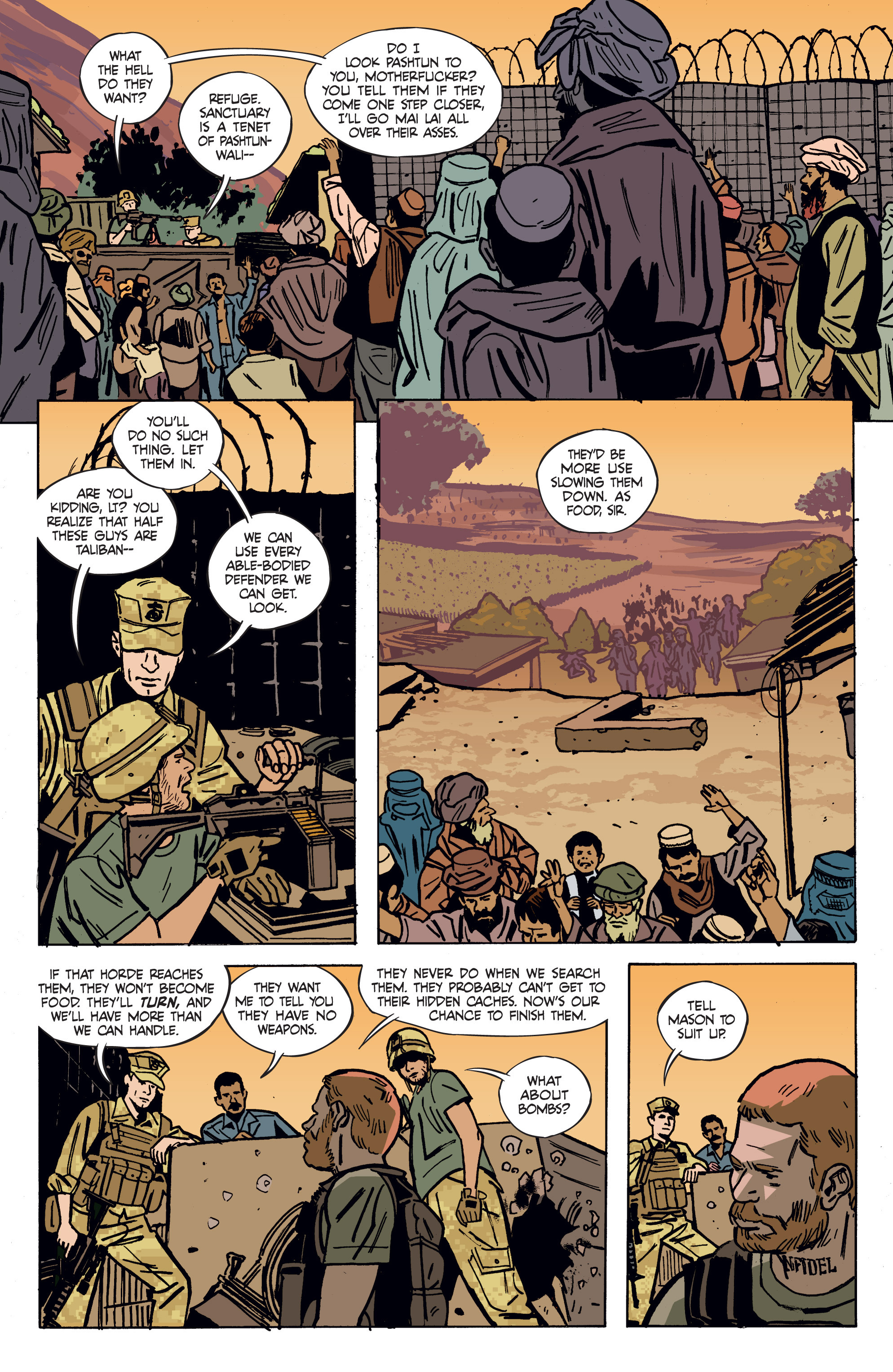 Read online Graveyard of Empires comic -  Issue # TPB - 62