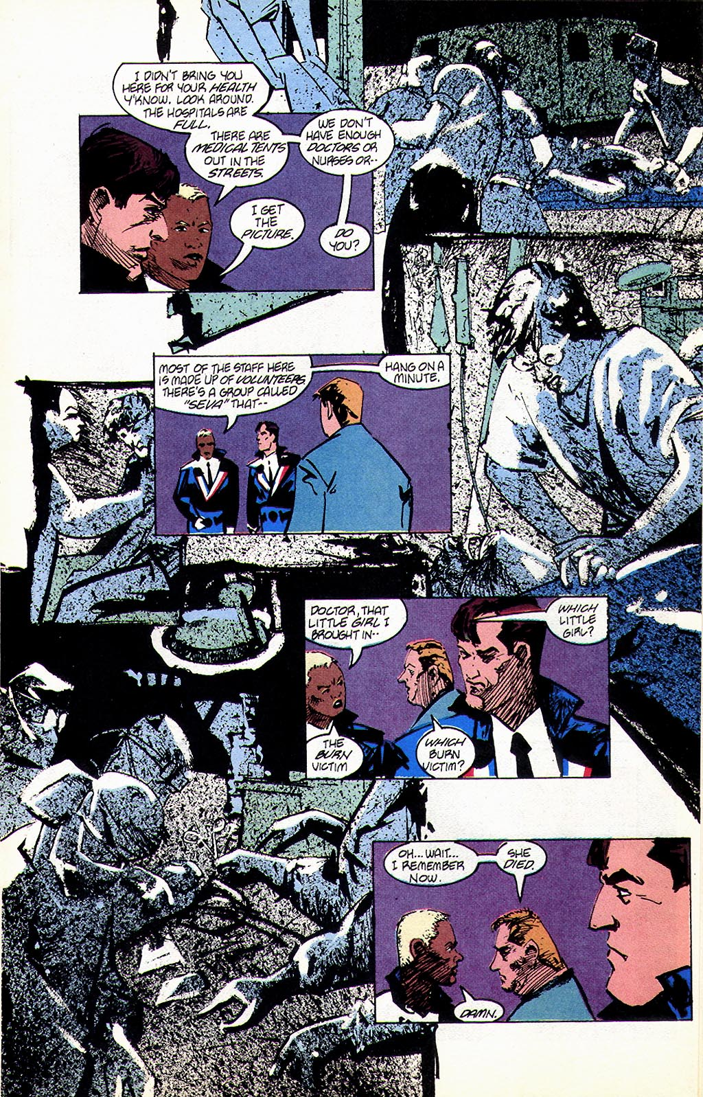 Read online American Flagg! comic -  Issue #45 - 11