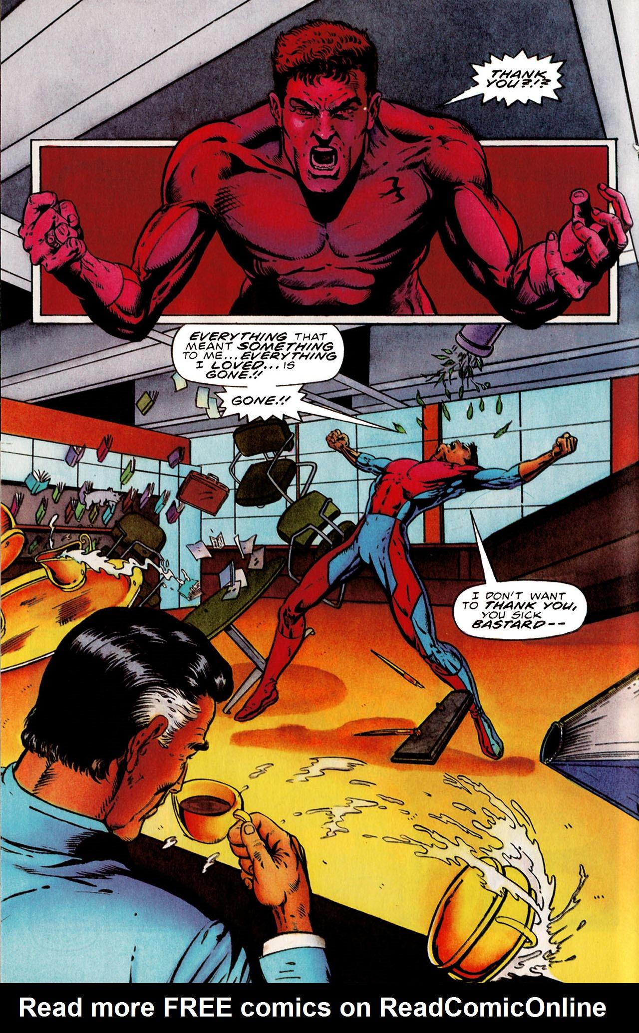 Read online Harbinger (1992) comic -  Issue #25 - 18