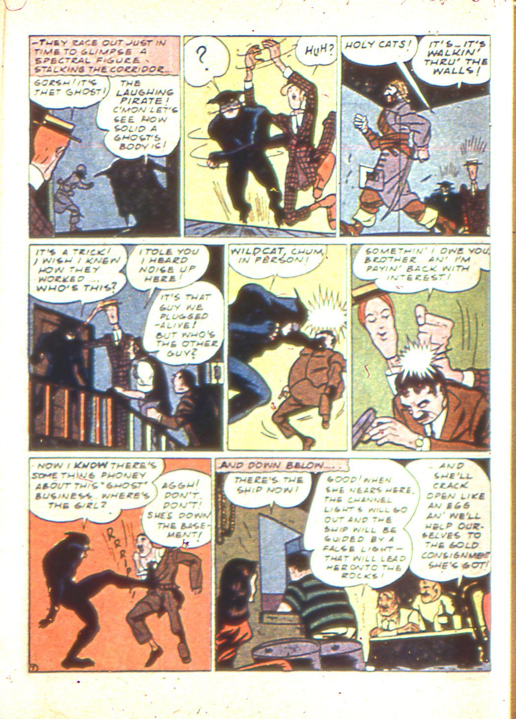 Read online Sensation (Mystery) Comics comic -  Issue #6 - 62