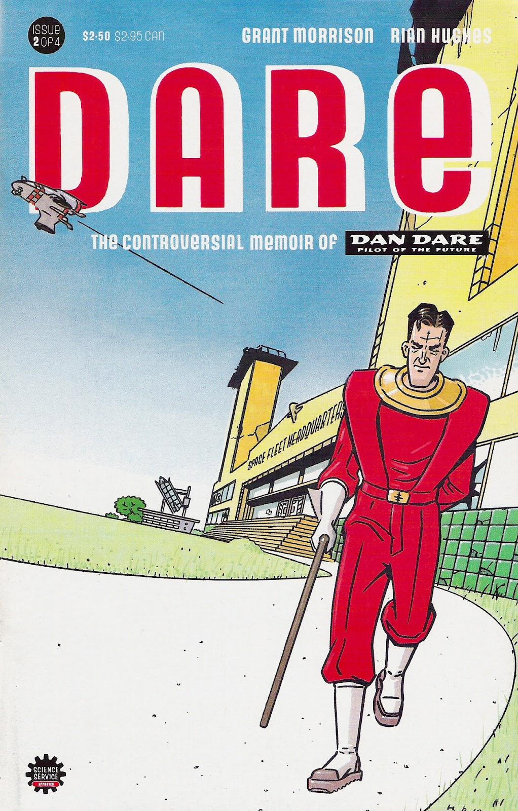 Read online Dare comic -  Issue #2 - 1