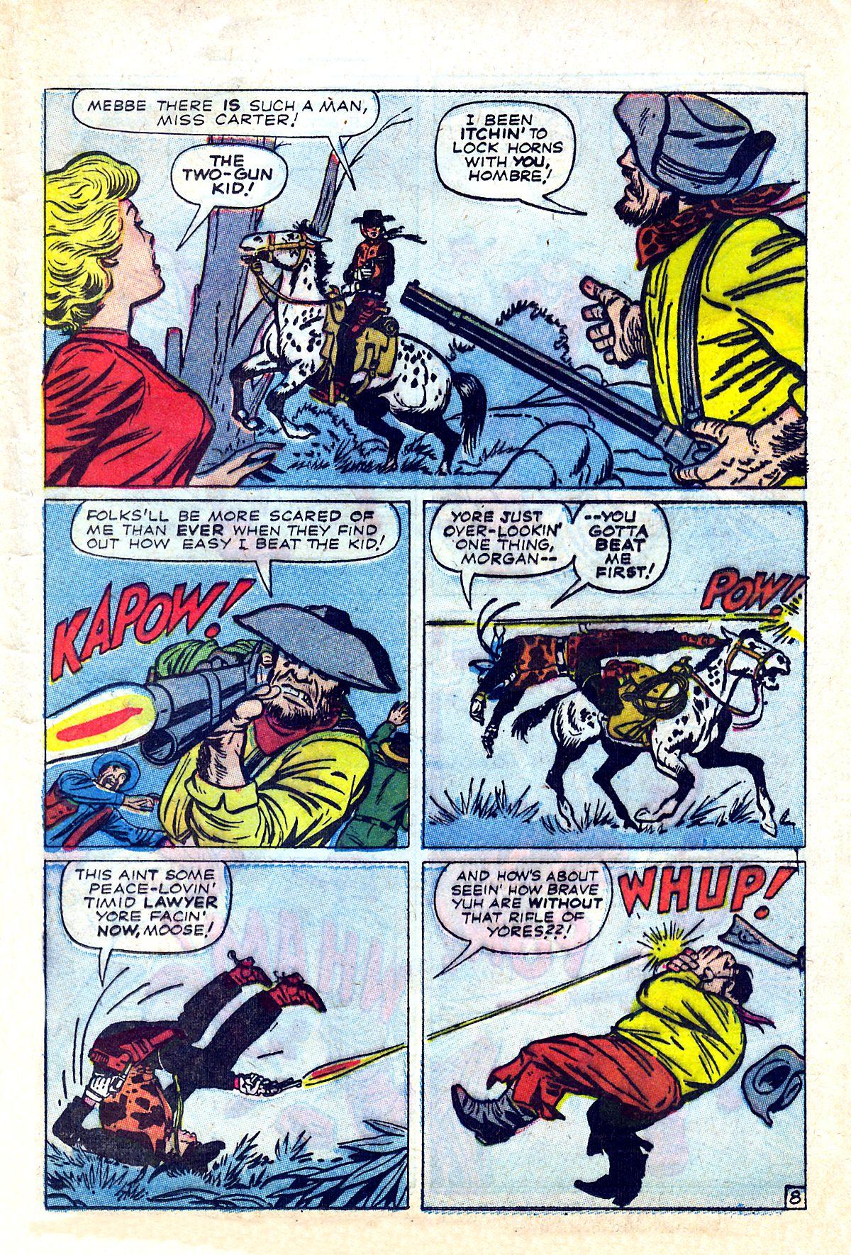 Read online Two-Gun Kid comic -  Issue #90 - 24