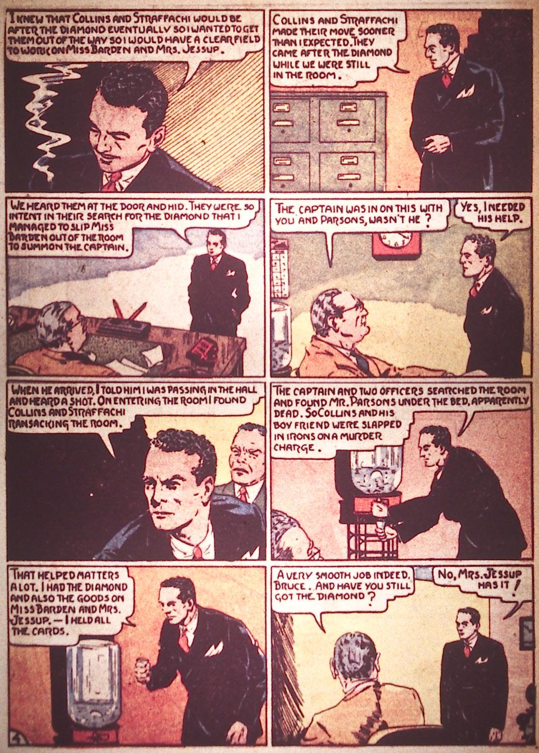 Read online Detective Comics (1937) comic -  Issue #16 - 25