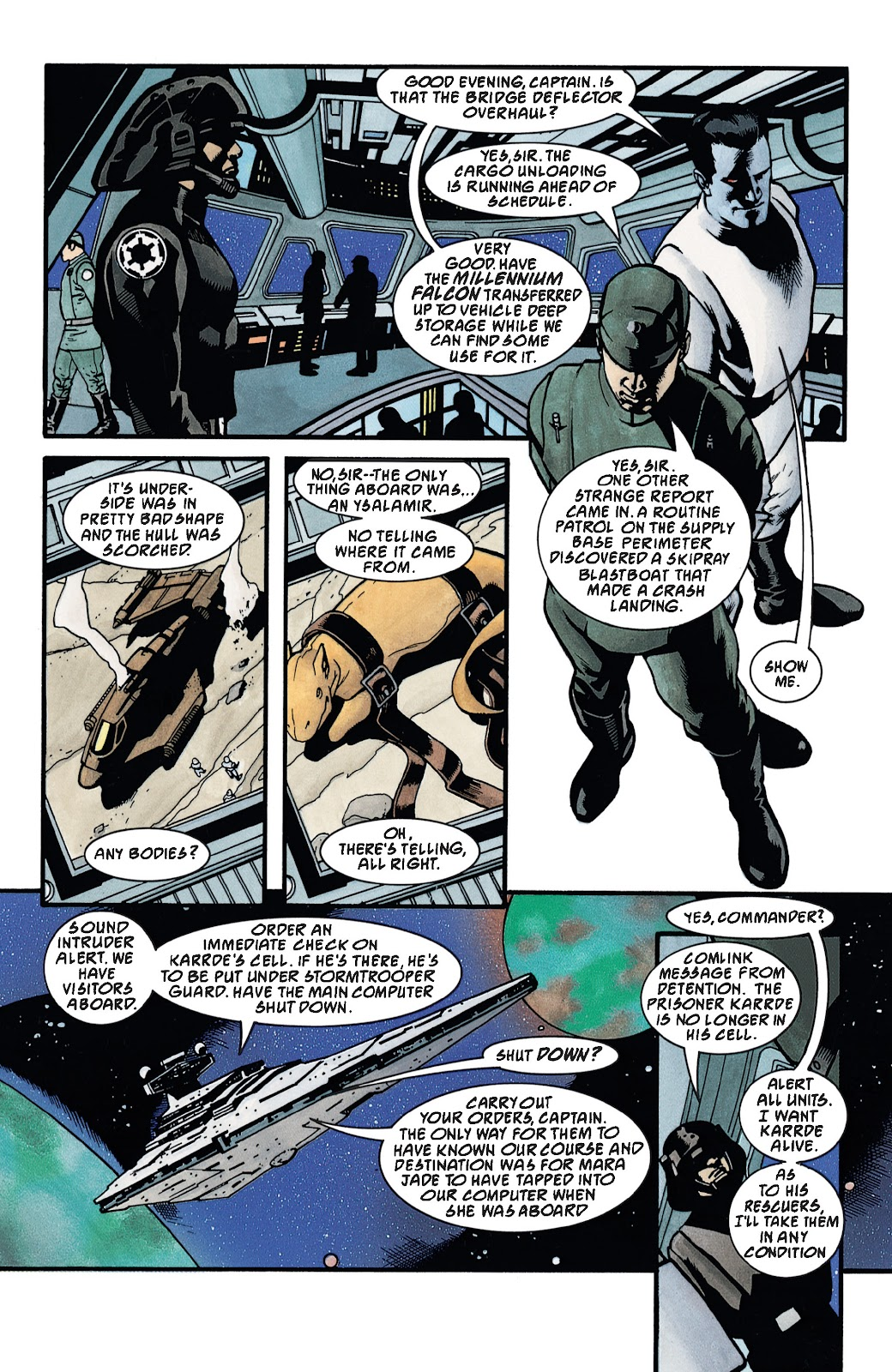 Read online Star Wars Legends: The New Republic - Epic Collection comic -  Issue # TPB 4 (Part 3) - 56