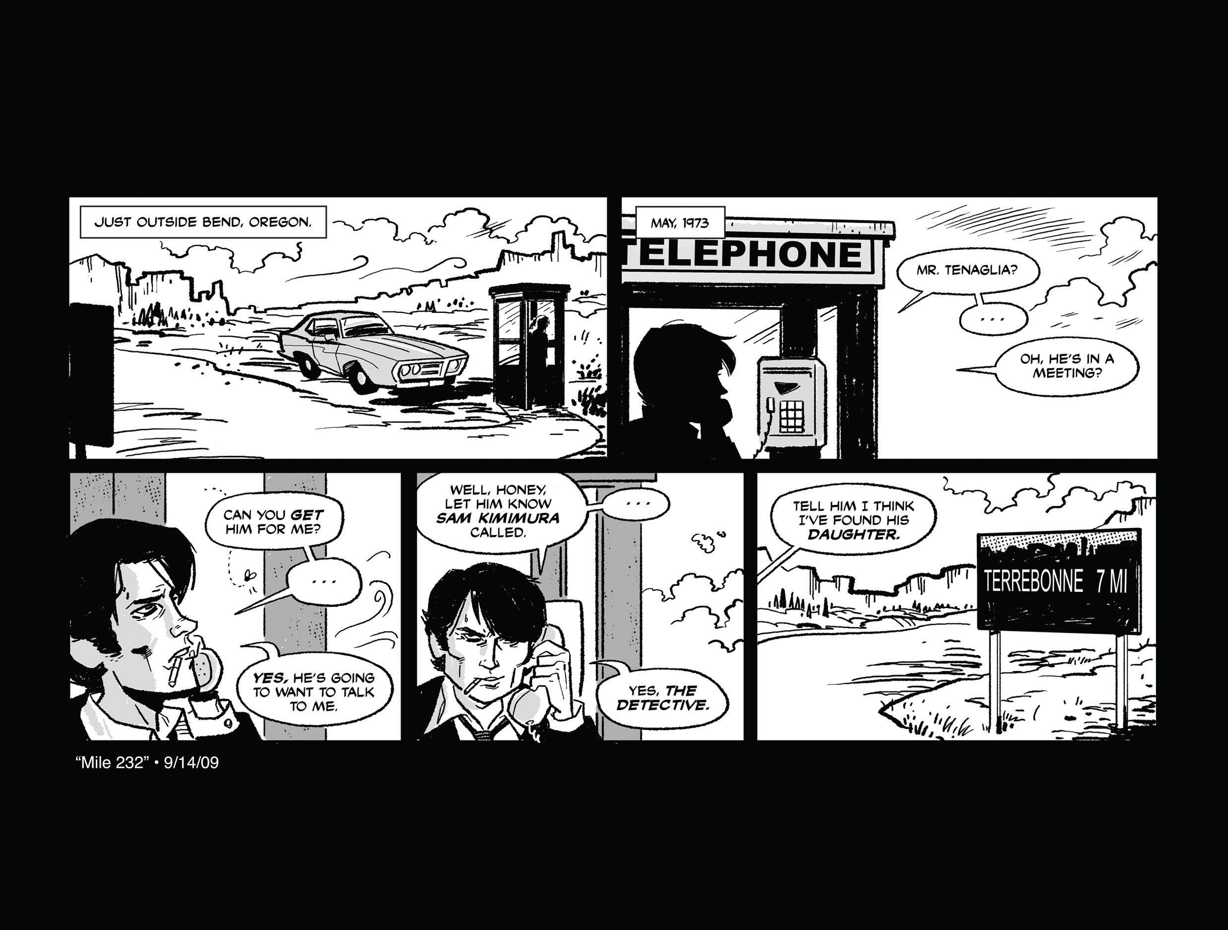 Read online She Died In Terrebonne comic -  Issue #1 - 6