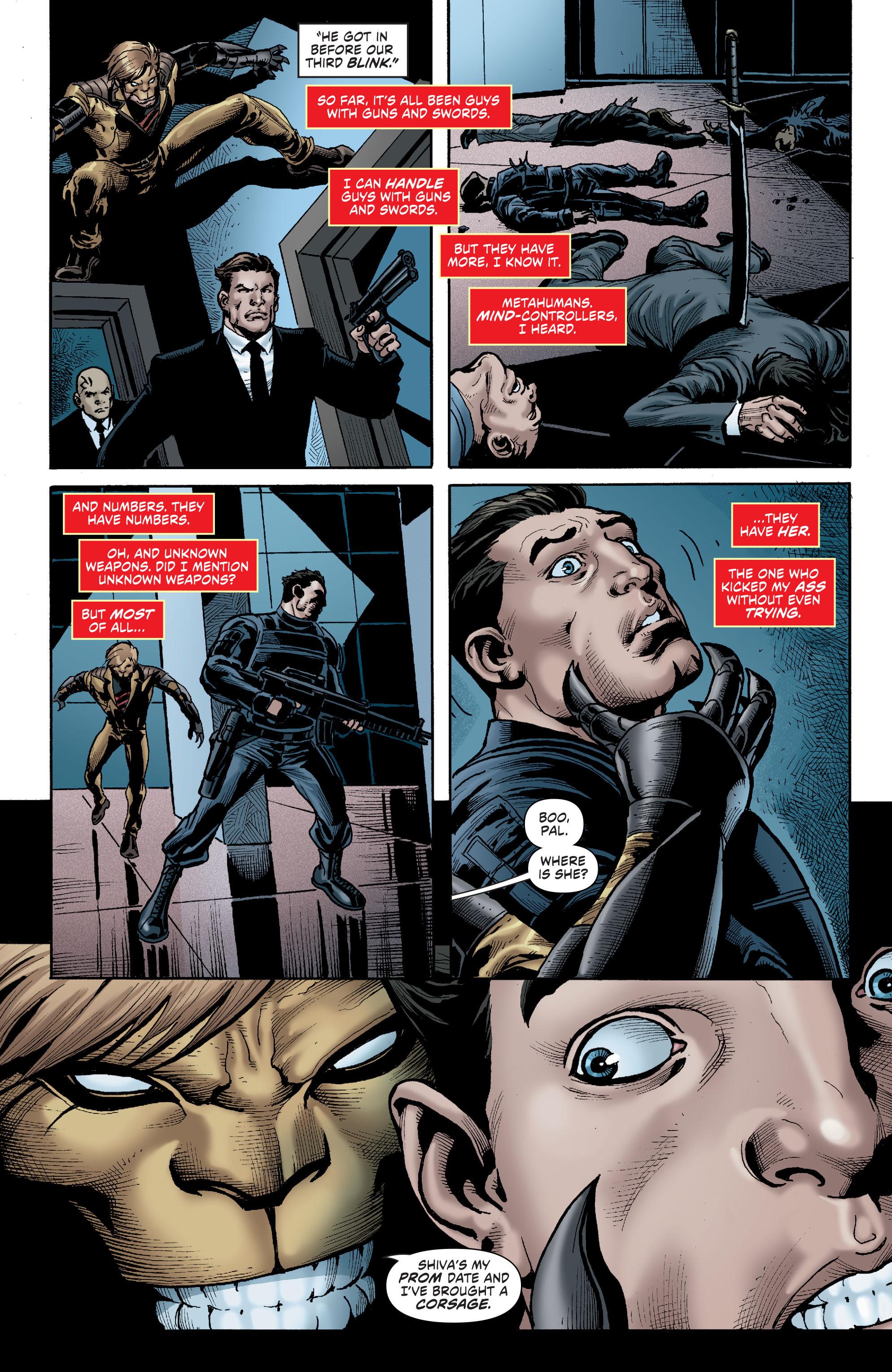Read online Secret Six (2015) comic -  Issue #14 - 12