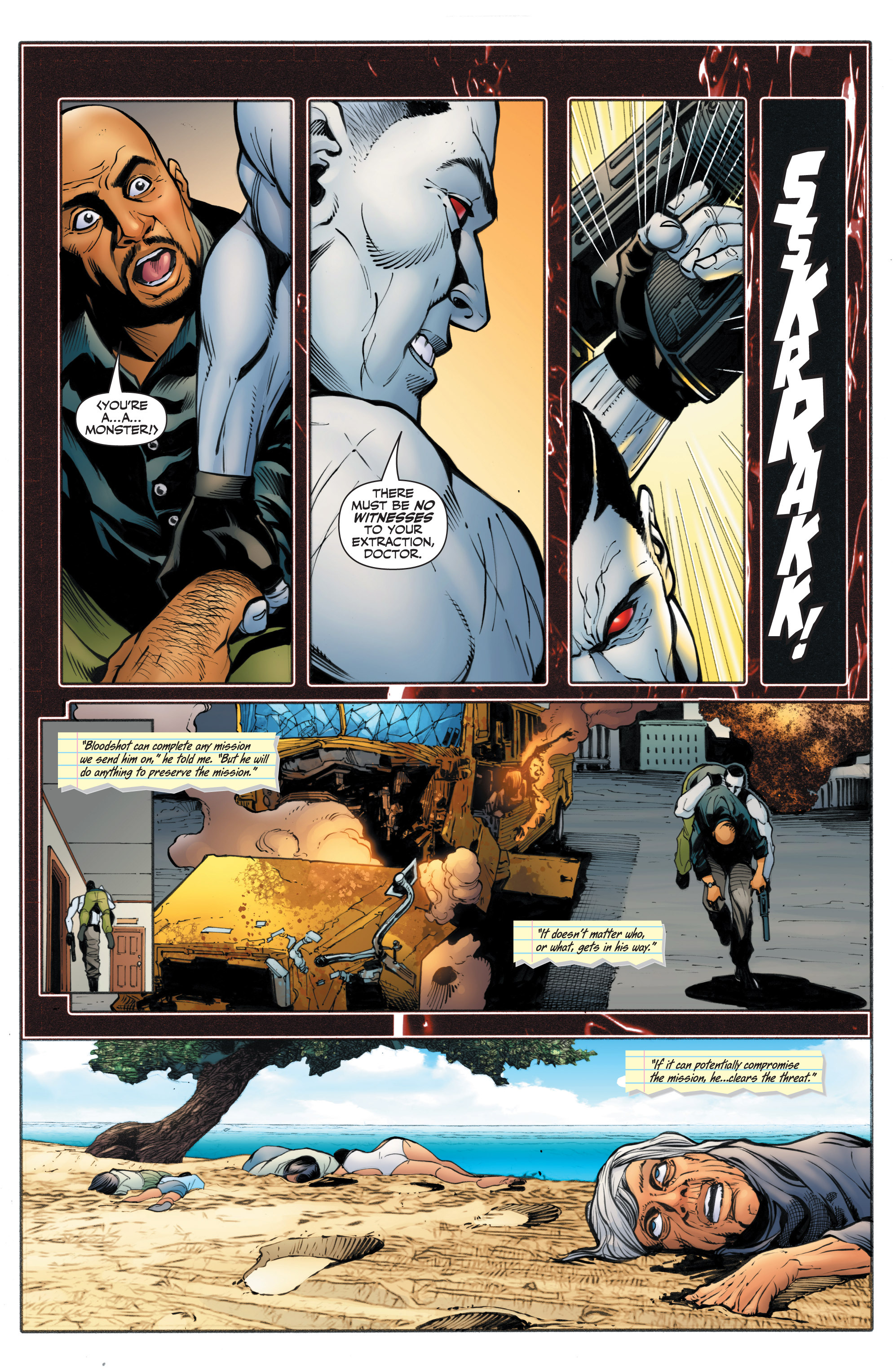 Read online Bloodshot and H.A.R.D.Corps comic -  Issue # TPB 4 - 102