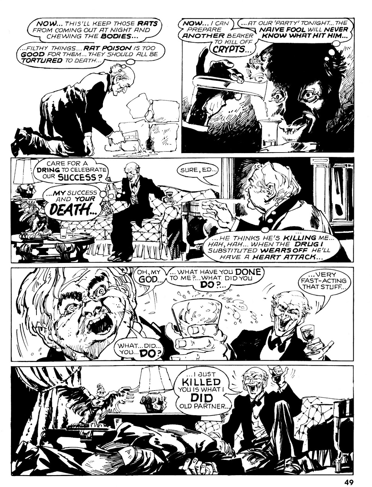 Scream (1973) issue 3 - Page 49