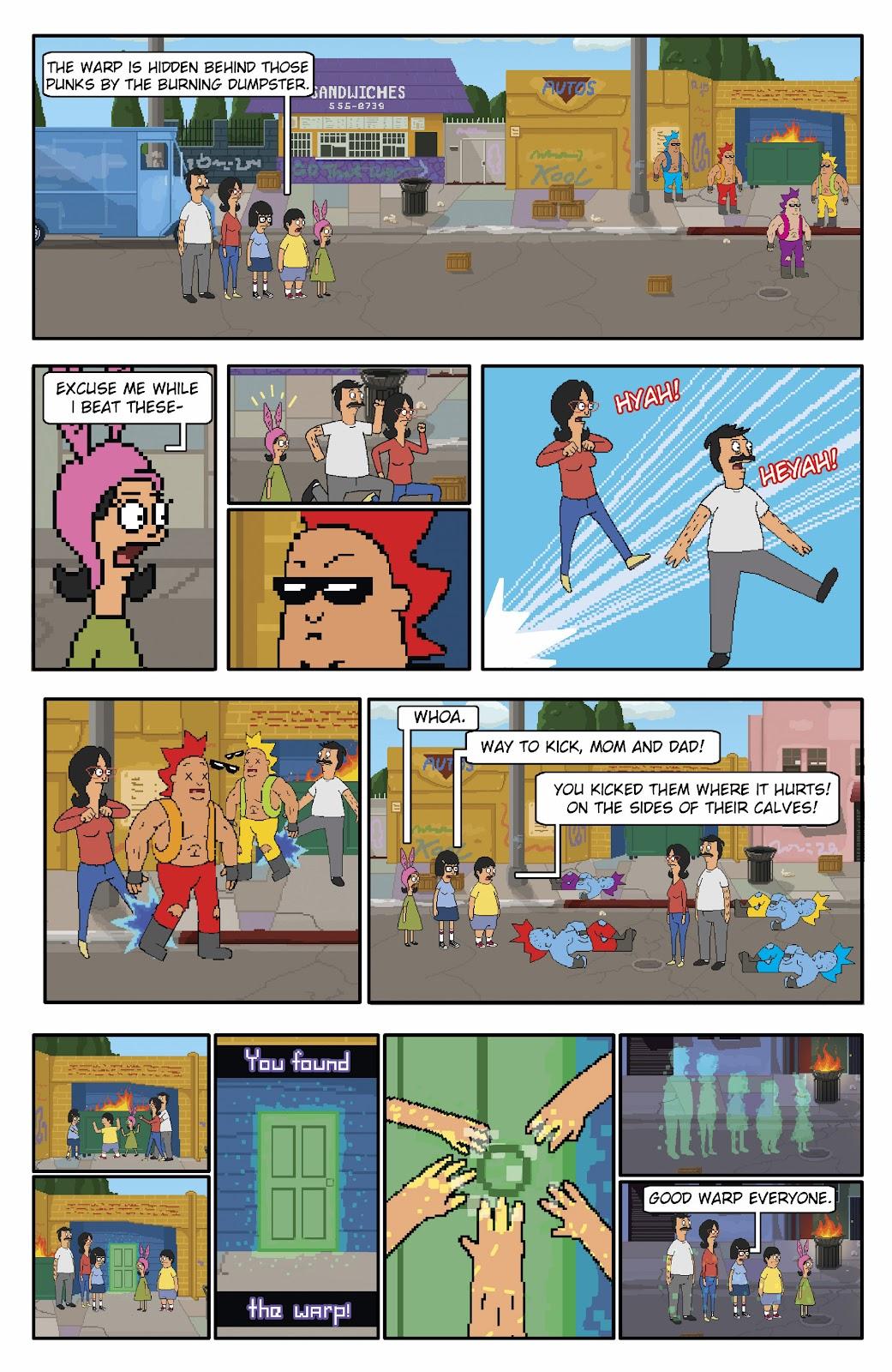 Bob's Burgers (2015) Issue #11 #11 - English 13