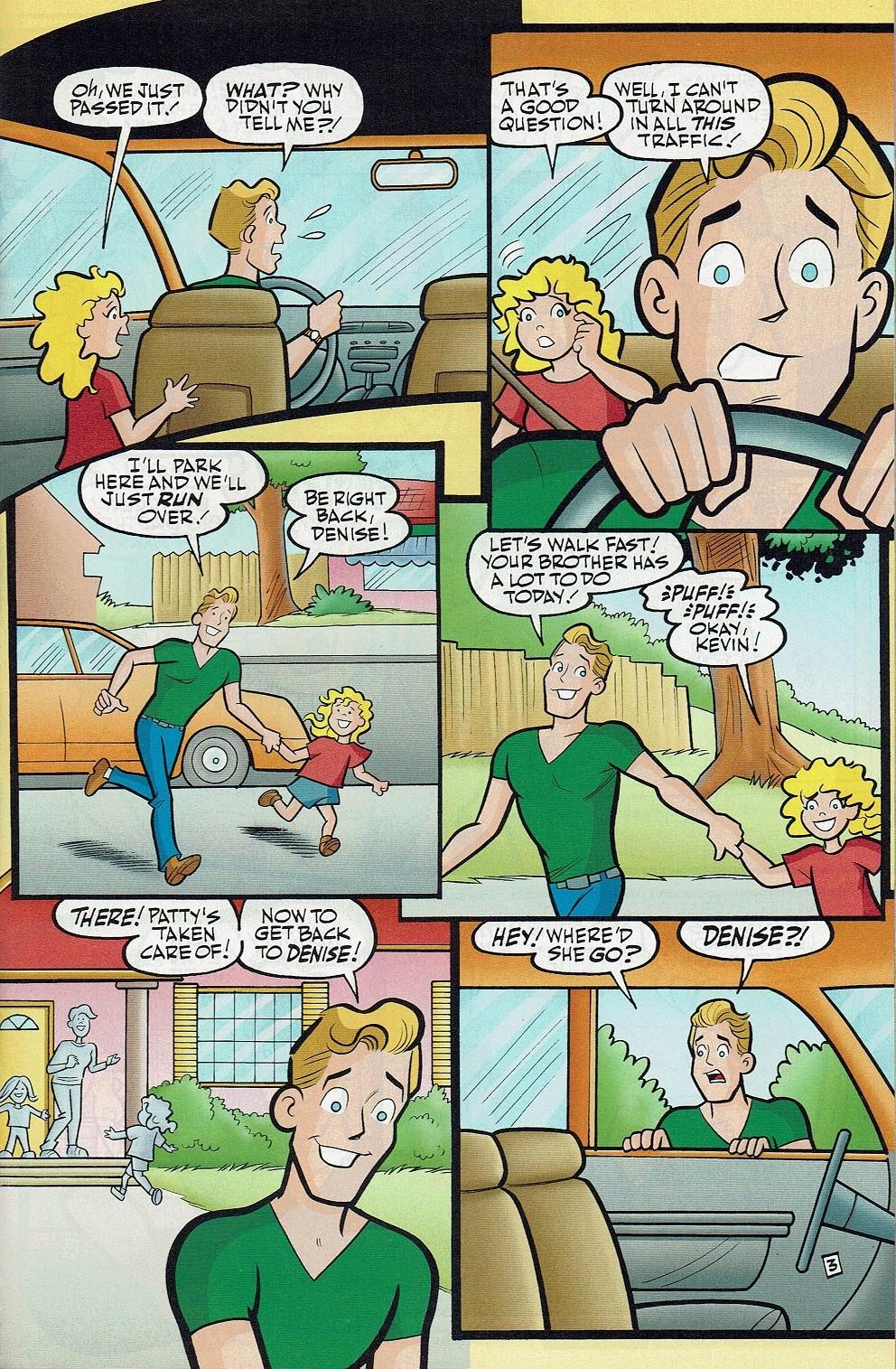 Read online Kevin Keller comic -  Issue #5 - 6