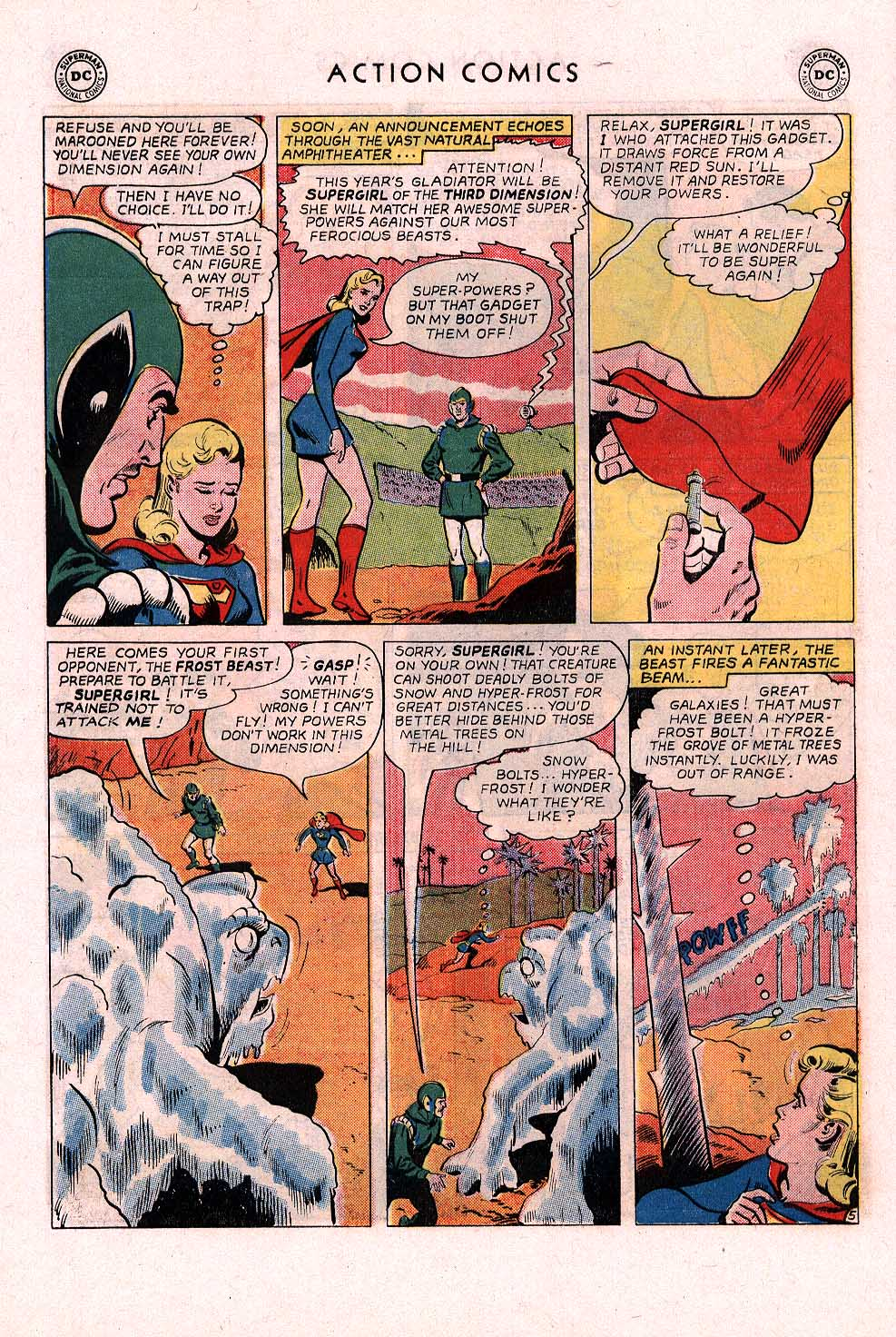 Read online Action Comics (1938) comic -  Issue #328 - 18
