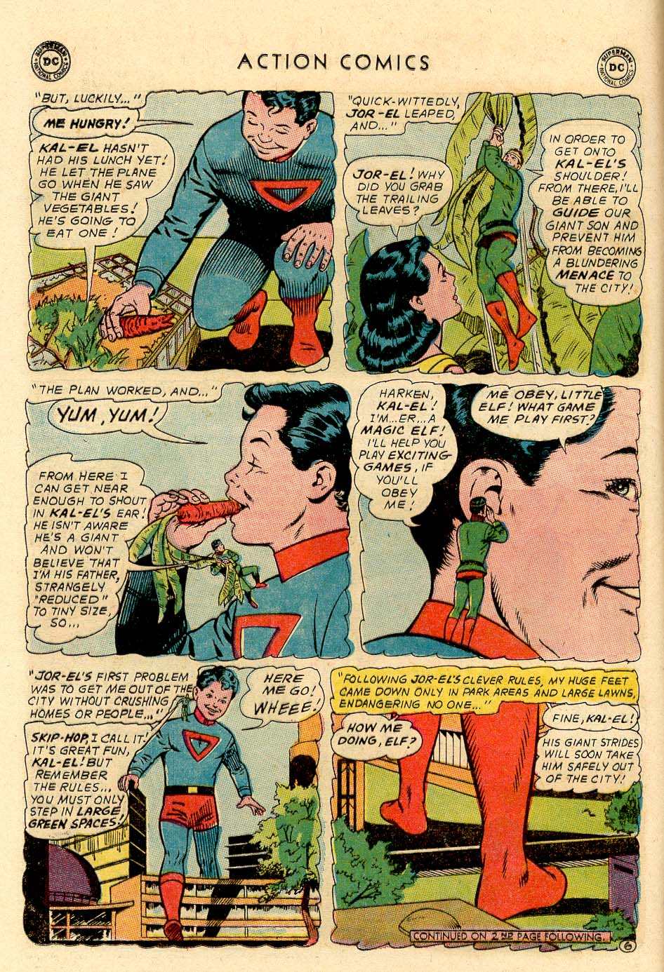 Read online Action Comics (1938) comic -  Issue #325 - 8
