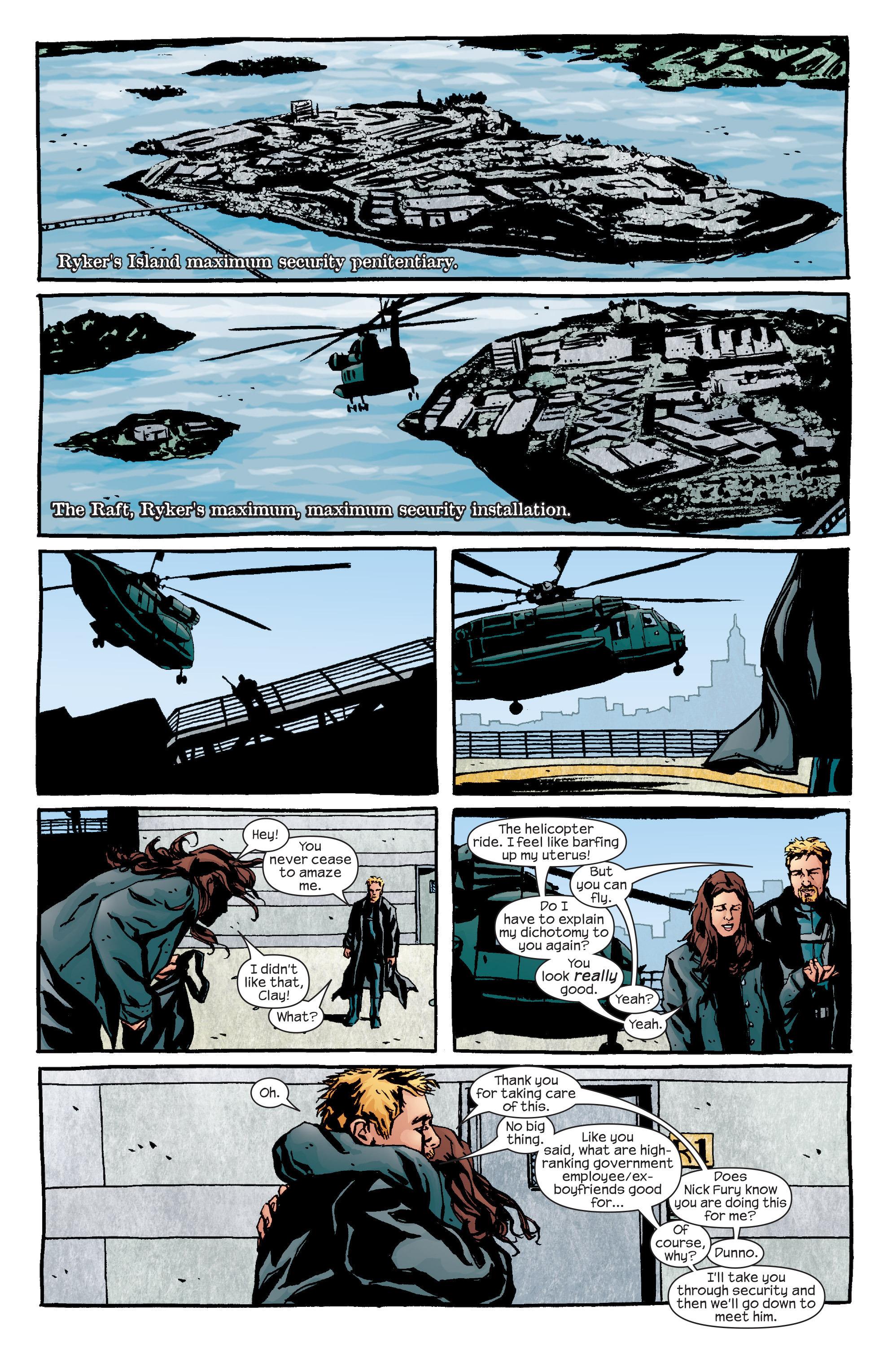 Read online Alias comic -  Issue #26 - 19