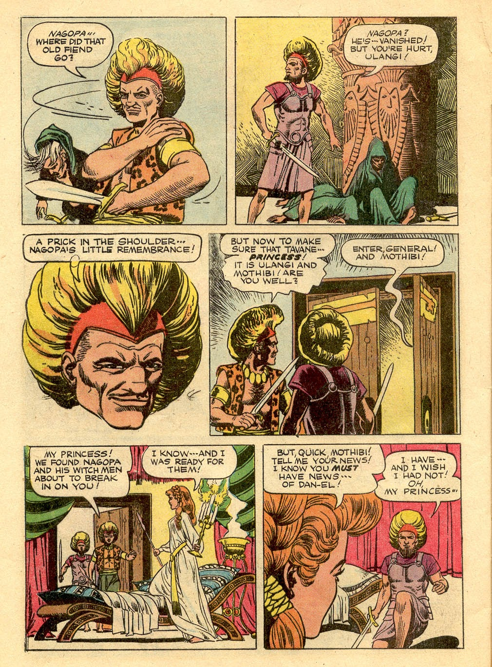 Tarzan (1948) issue 62 - Page 33
