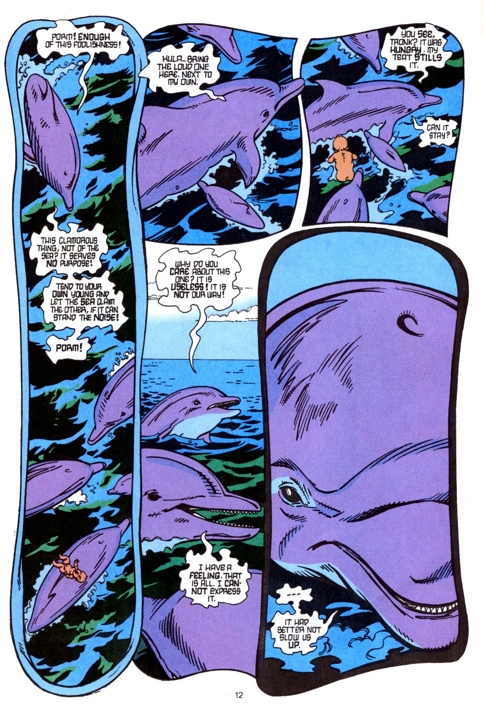 Read online Aquaman: Time and Tide comic -  Issue #2 - 13
