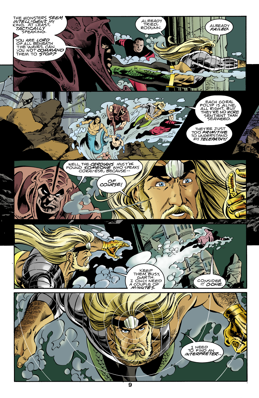 Read online Aquaman (1994) comic -  Issue #64 - 9