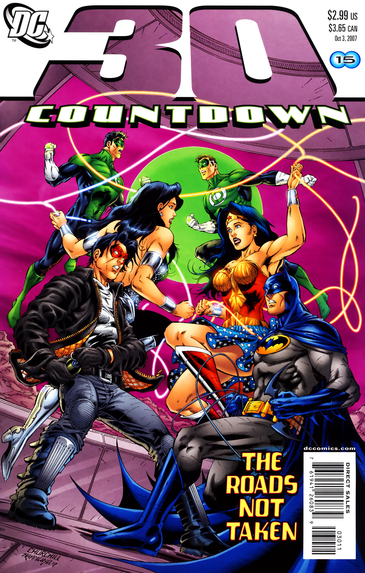 Countdown (2007) 30 Page 1