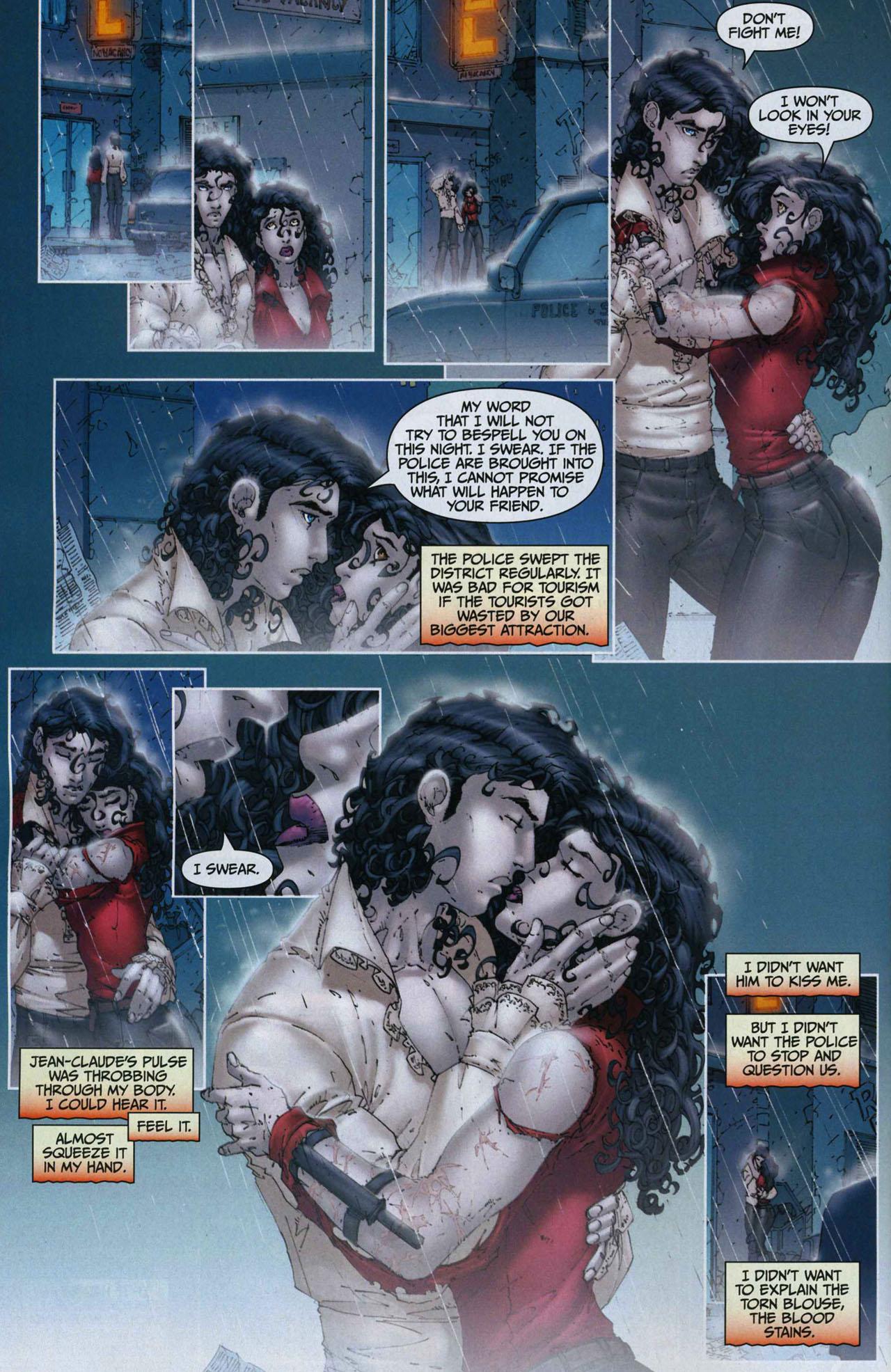 Read online Anita Blake, Vampire Hunter: Guilty Pleasures comic -  Issue #2 - 12