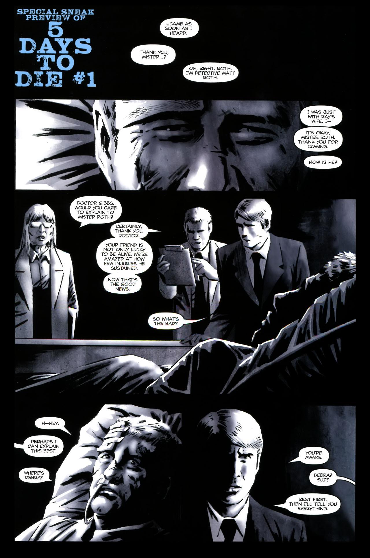 Read online True Blood (2010) comic -  Issue #3 - 27