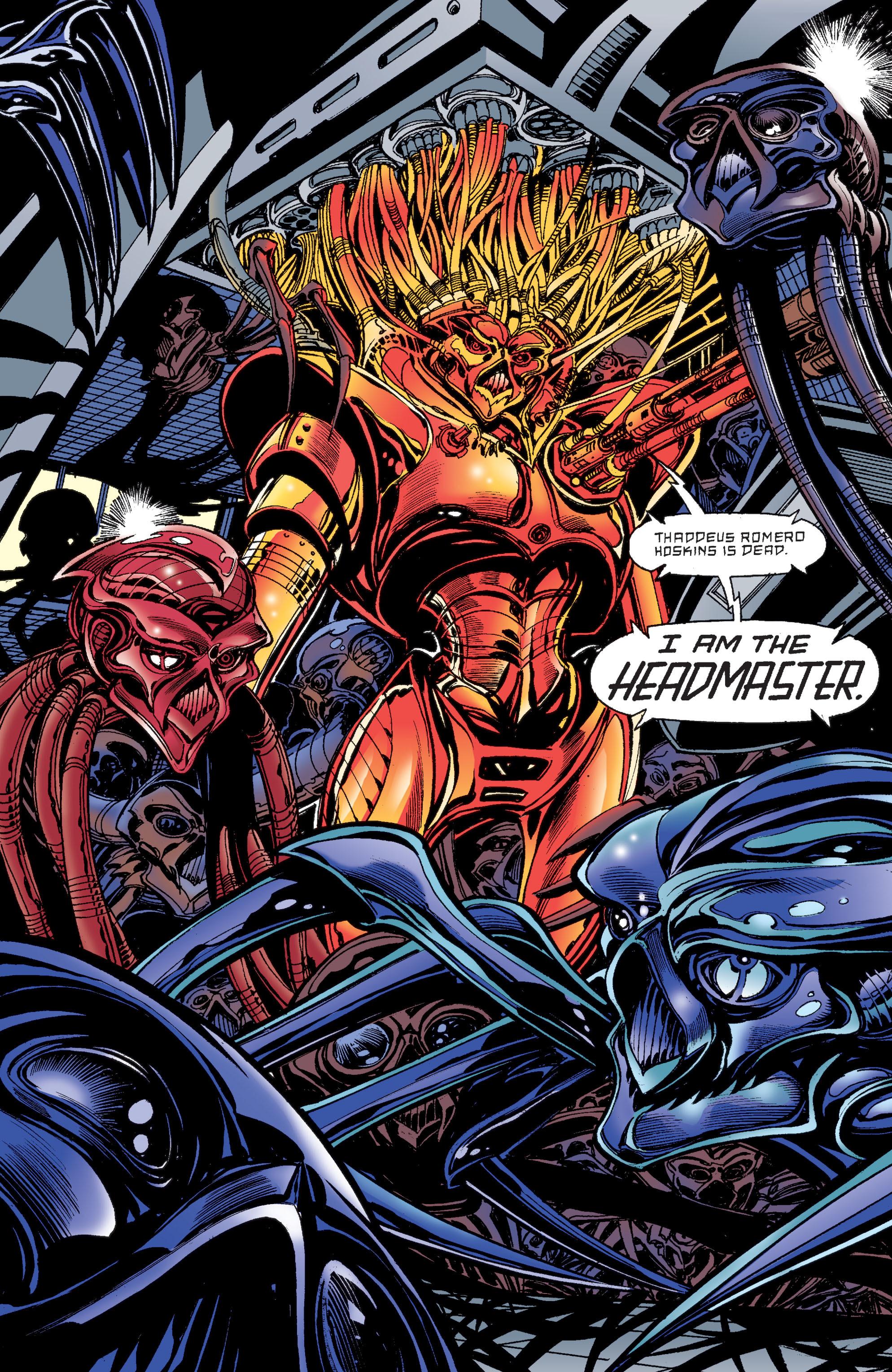 Read online Martian Manhunter: Son of Mars comic -  Issue # TPB - 47