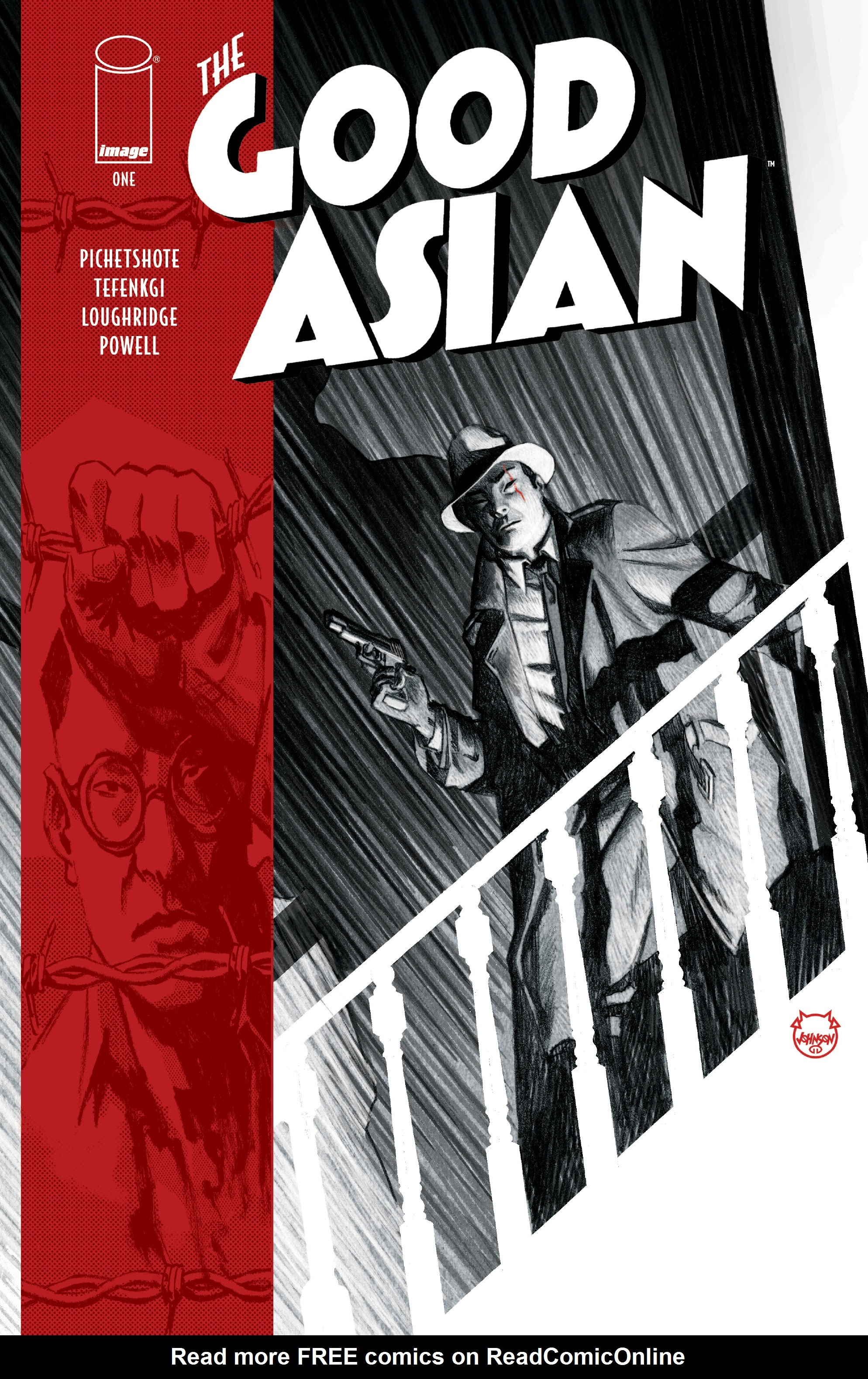 The Good Asian issue 1 - Page 1