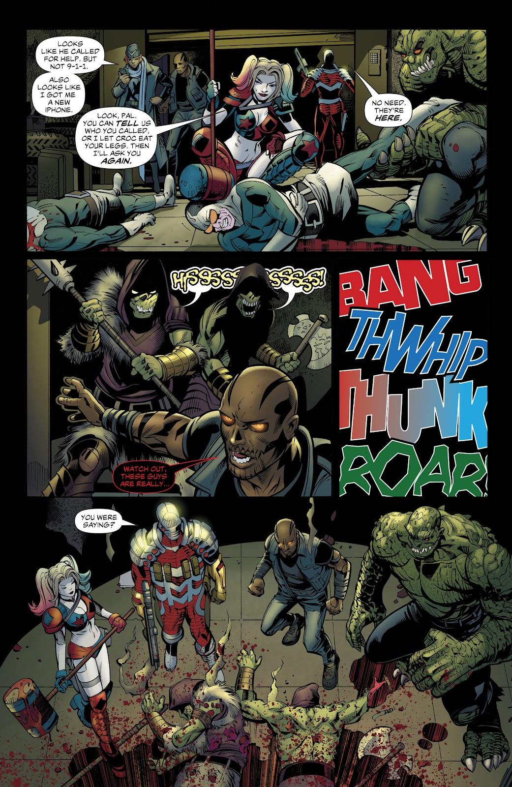 Read online Suicide Squad Black Files comic -  Issue #4 - 29
