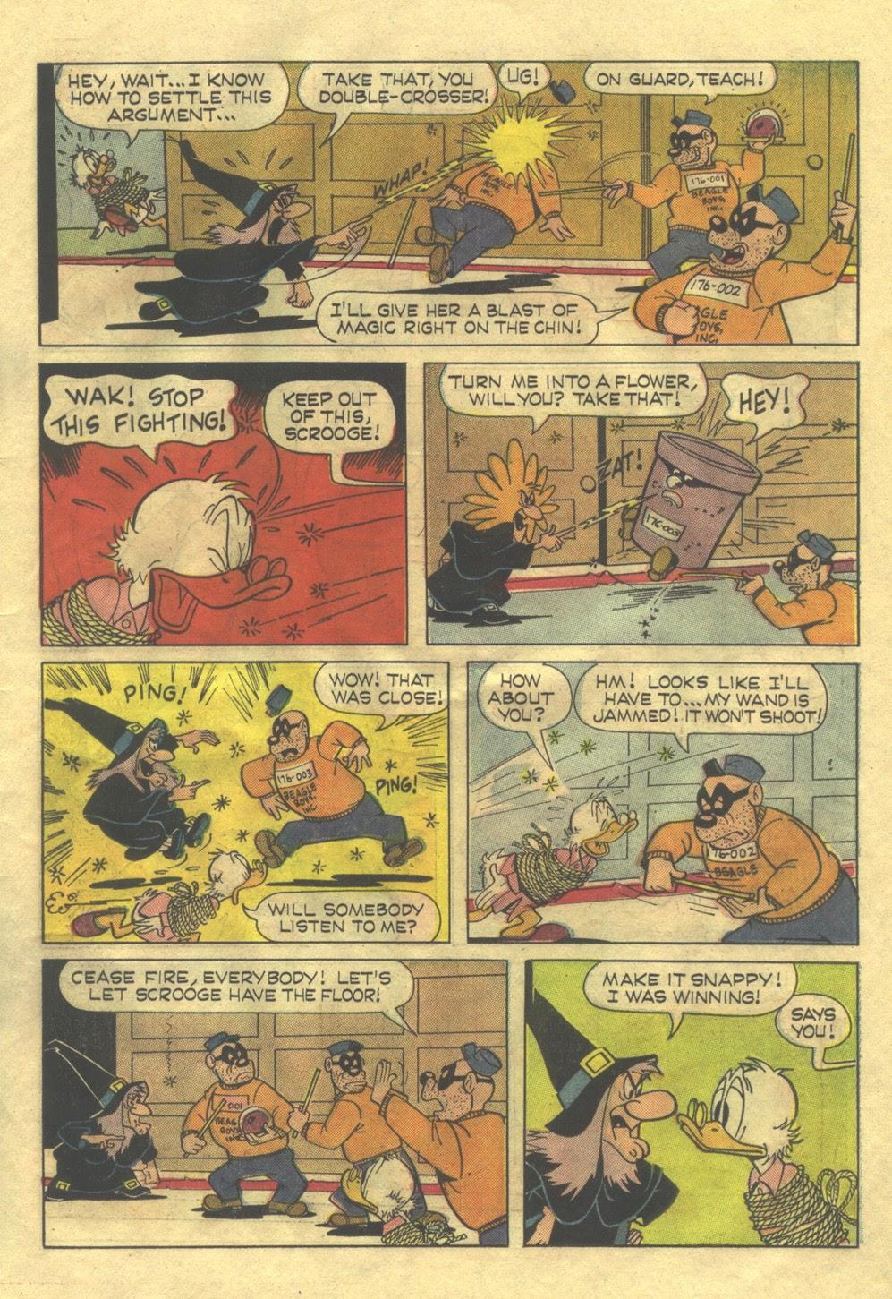 Walt Disney THE BEAGLE BOYS issue 2 - Page 15
