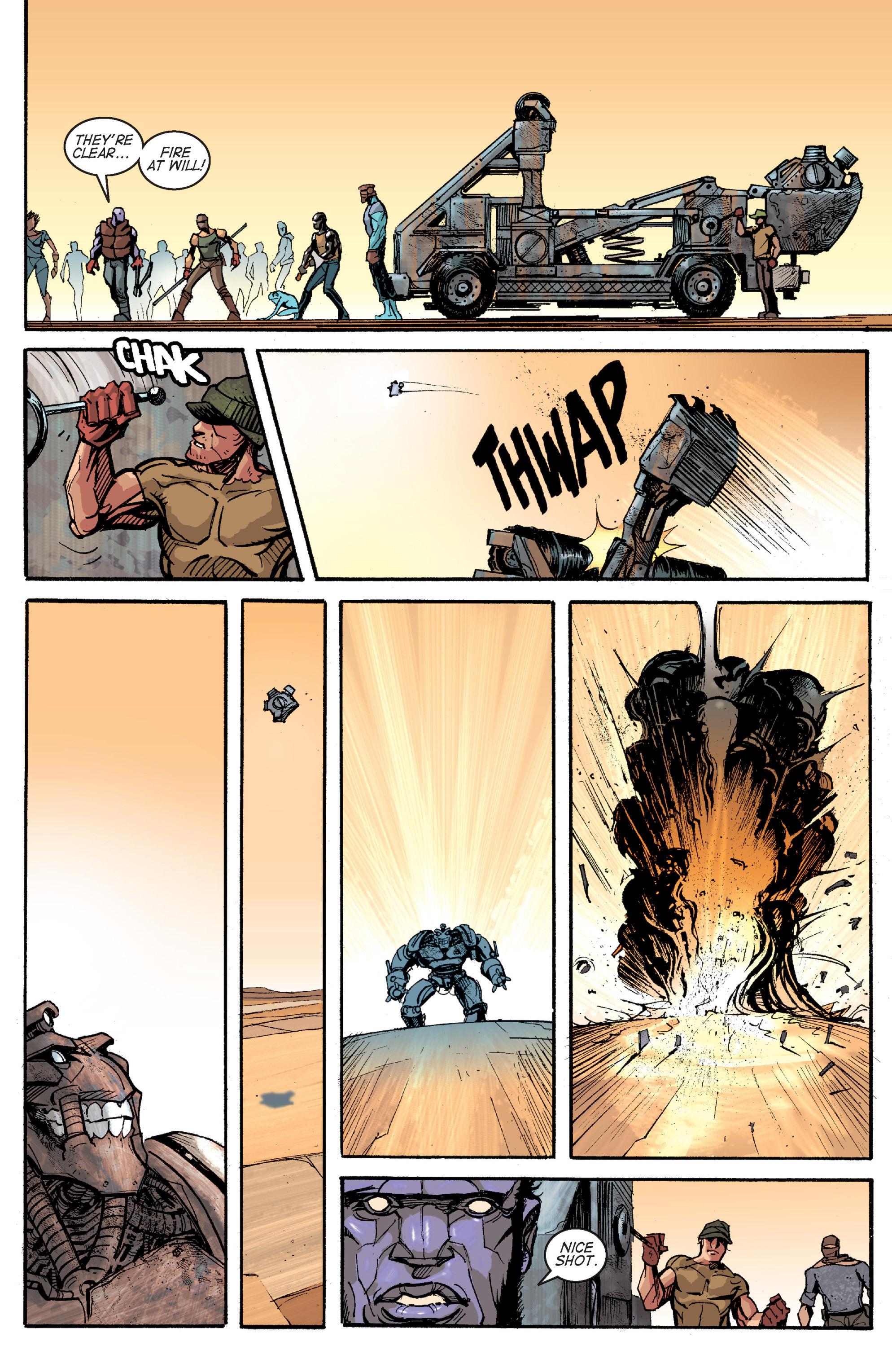 Read online Planetoid comic -  Issue # TPB - 142