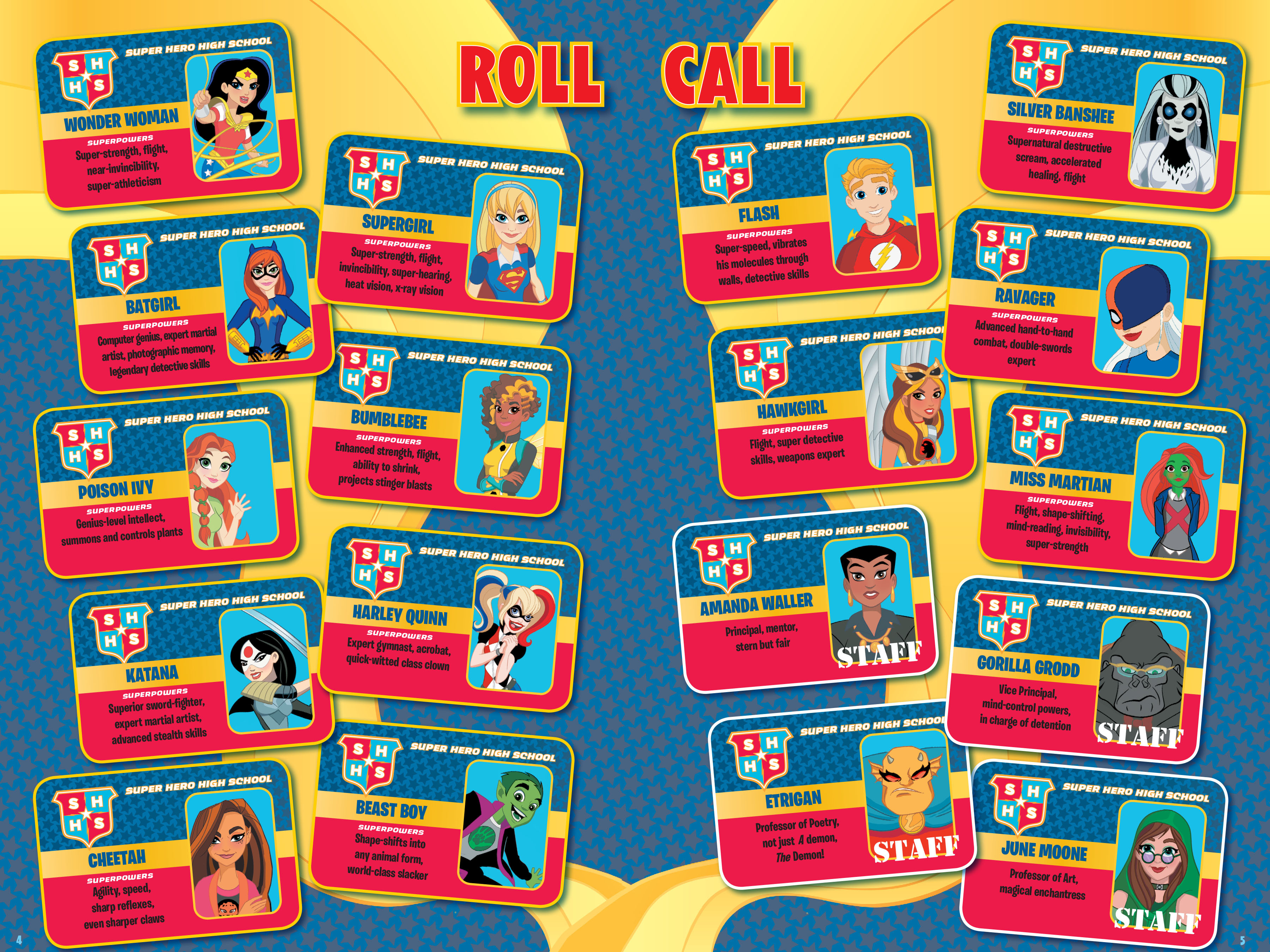 Read online DC Super Hero Girls: Hits and Myths comic -  Issue # Full - 4