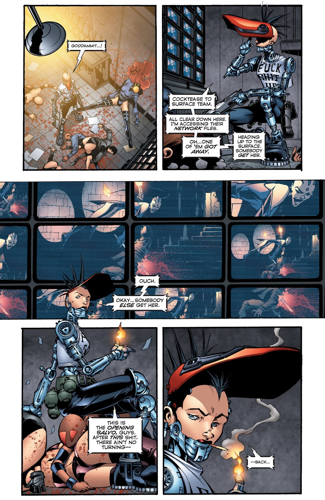 Wildcats Version 3.0 Issue #21 #21 - English 7