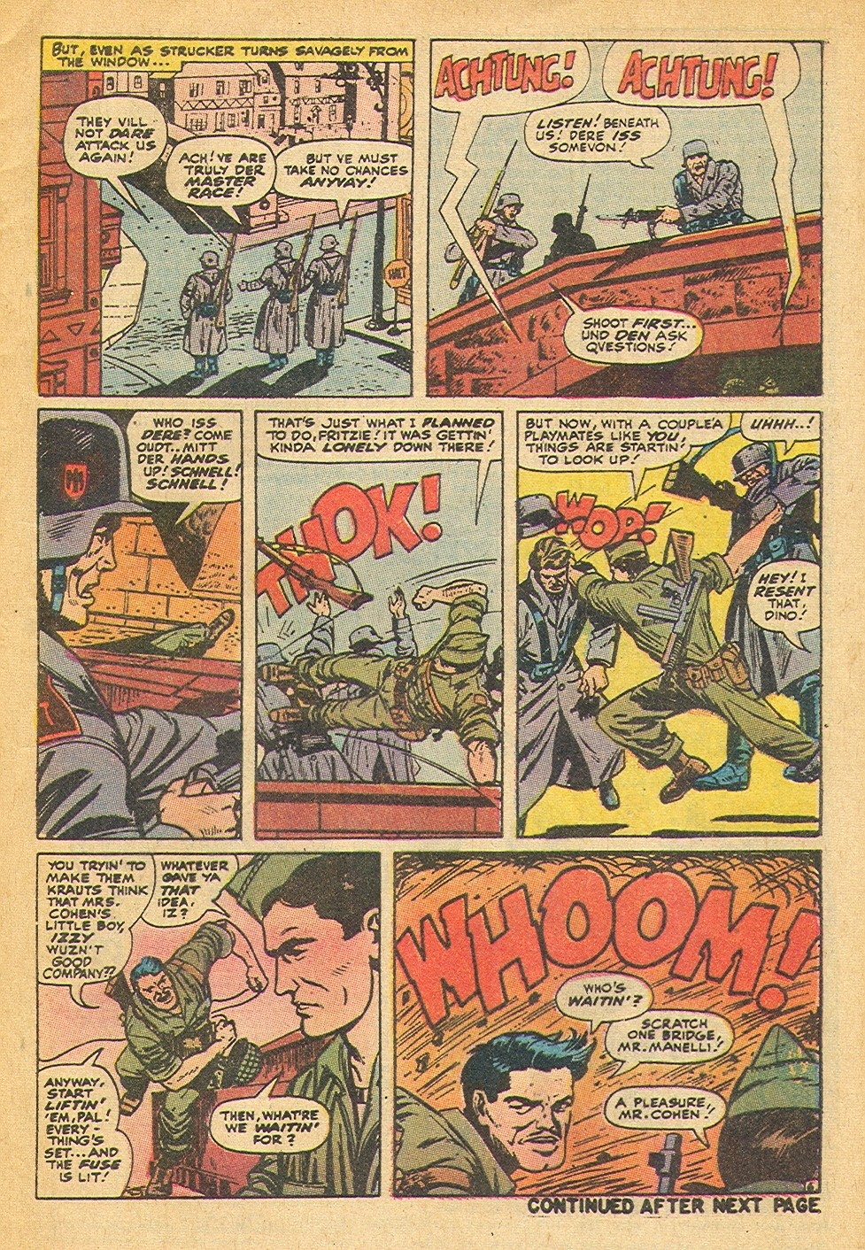 Read online Sgt. Fury comic -  Issue #91 - 9