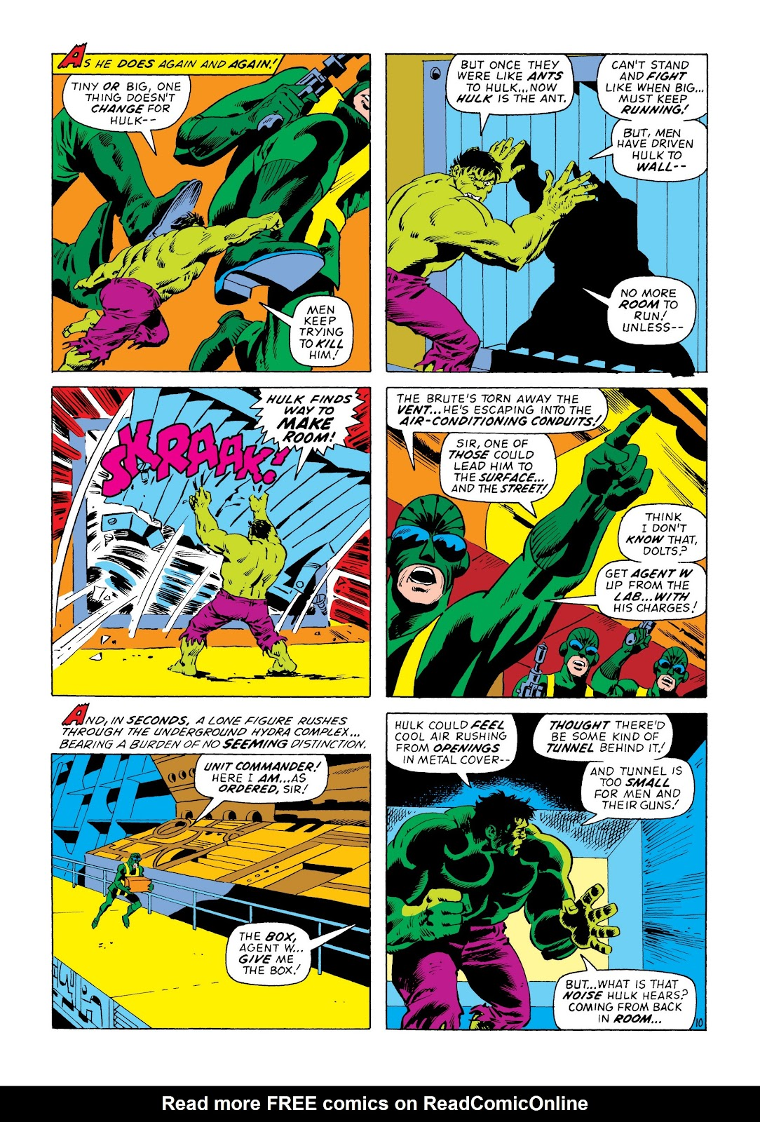 Read online Marvel Masterworks: The Incredible Hulk comic -  Issue # TPB 8 (Part 3) - 28