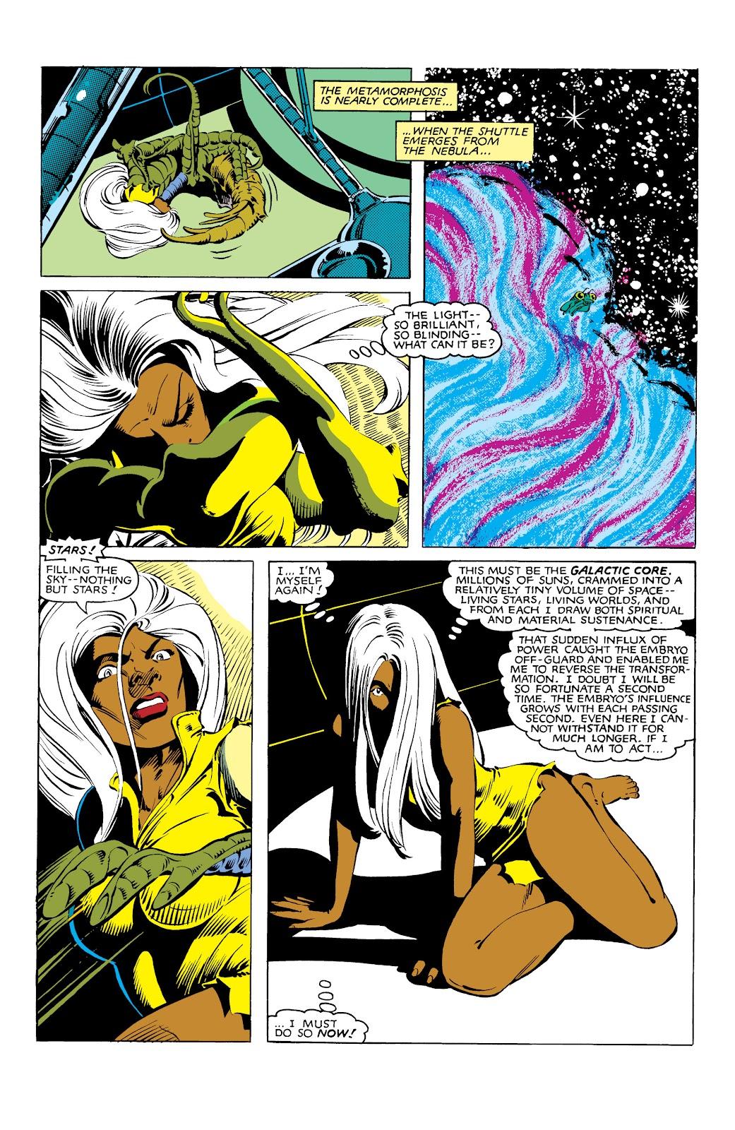 Uncanny X-Men (1963) issue 165 - Page 11