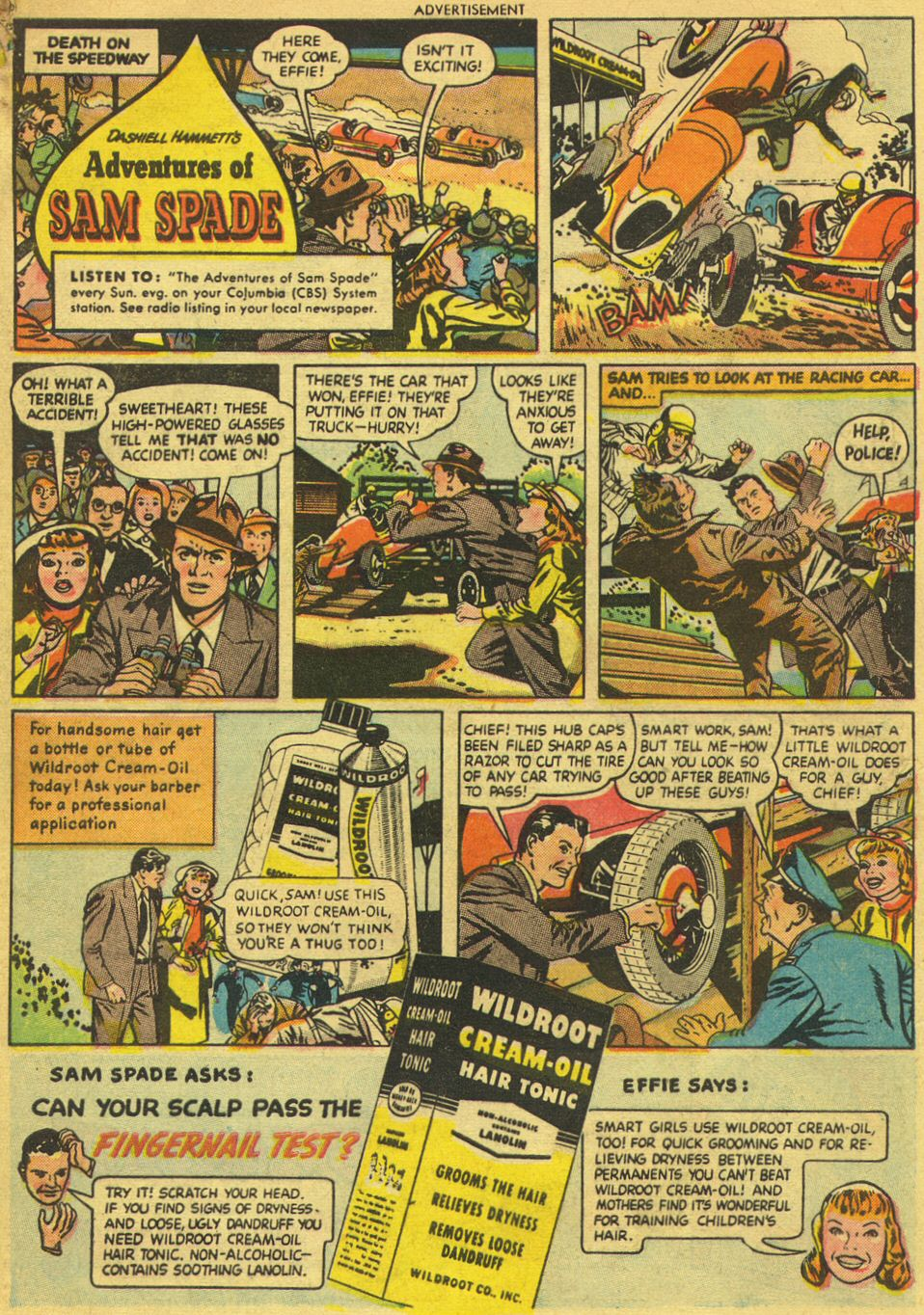 Read online Adventure Comics (1938) comic -  Issue #134 - 10