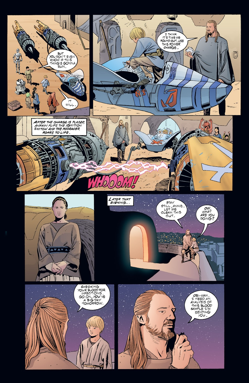 Read online Star Wars Legends: Rise of the Sith - Epic Collection comic -  Issue # TPB 2 (Part 3) - 79