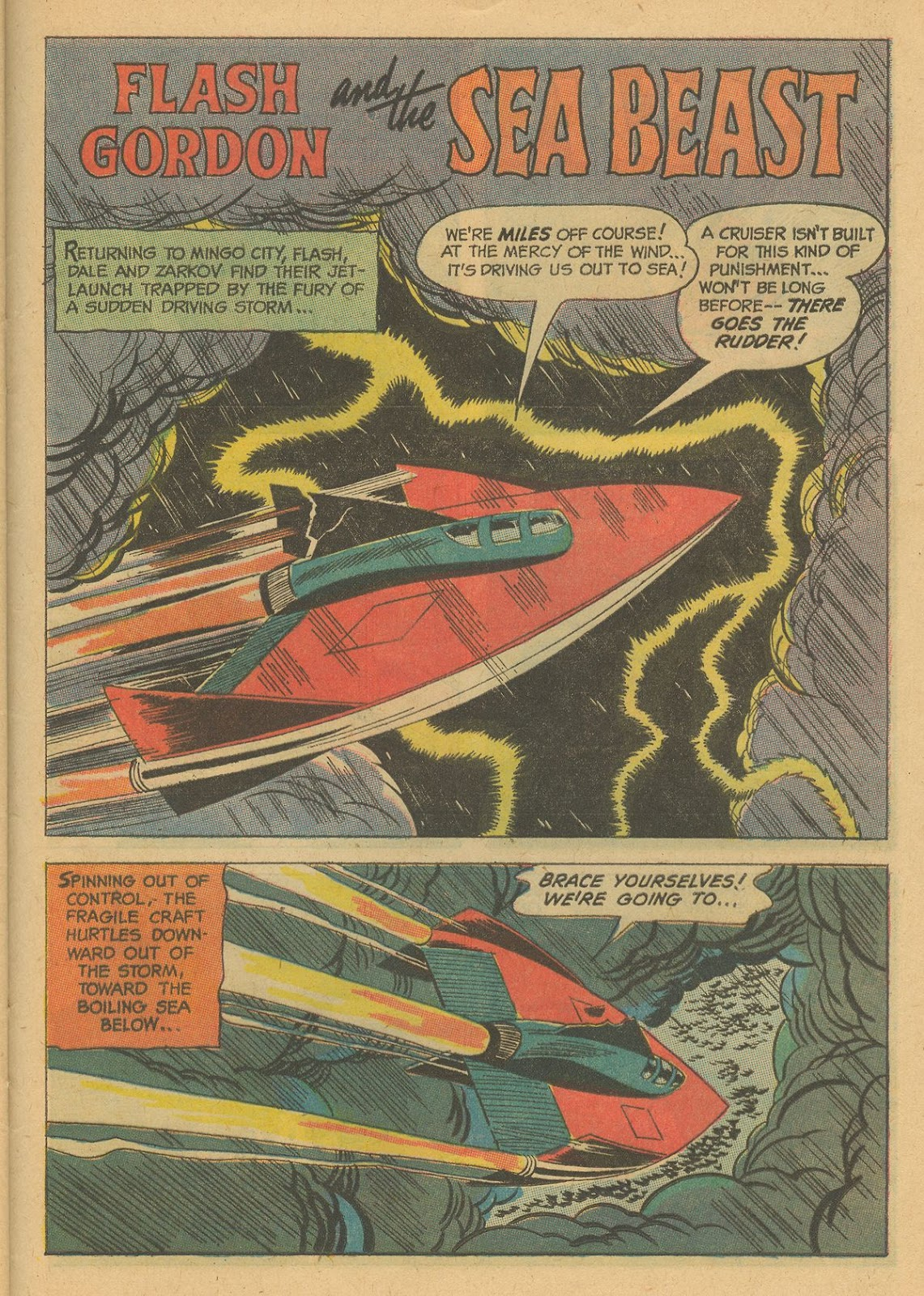 Flash Gordon (1966) issue 2 - Page 25