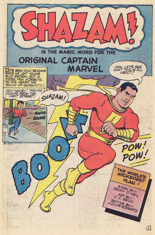 Read online Shazam! (1973) comic -  Issue #1 - 8