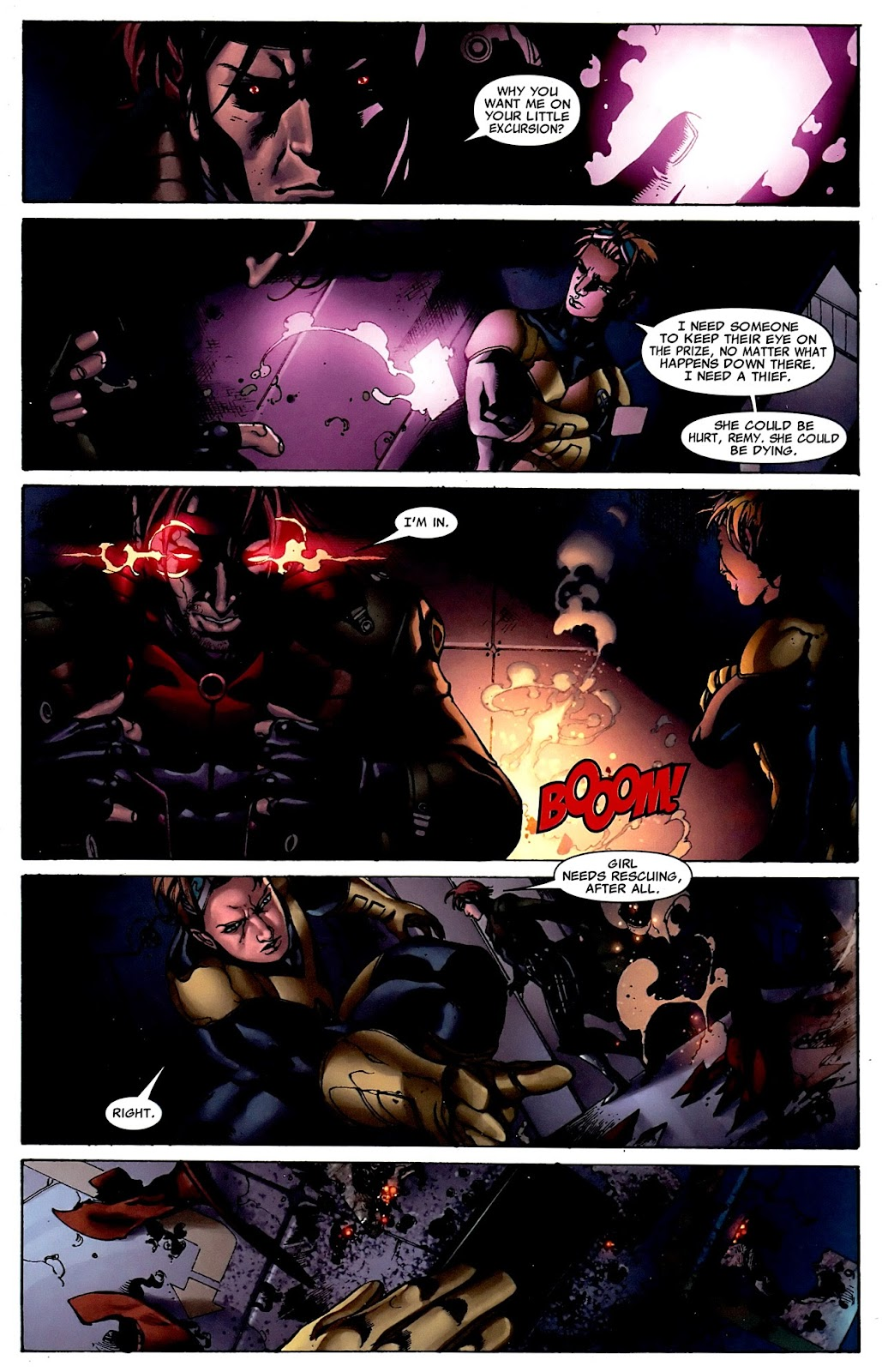 Read online X-Men: Second Coming Revelations comic -  Issue # TPB (Part 1) - 81
