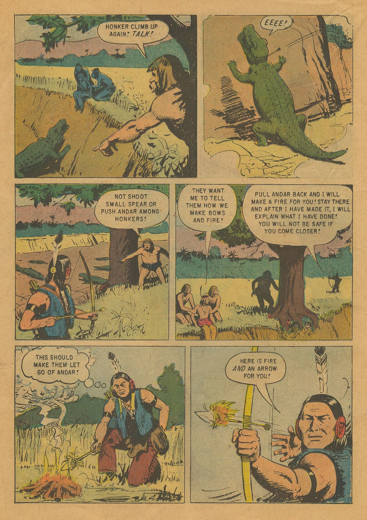 Read online Turok, Son of Stone comic -  Issue #22 - 14