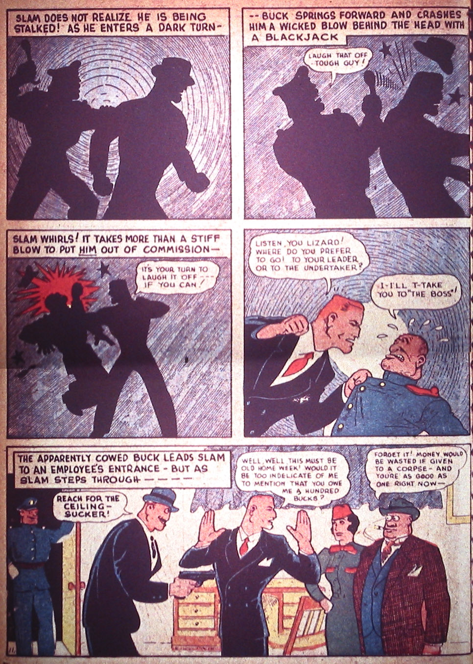 Read online Detective Comics (1937) comic -  Issue #3 - 64