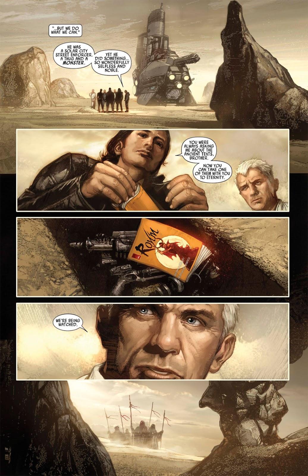 Read online After Dark comic -  Issue #2 - 40