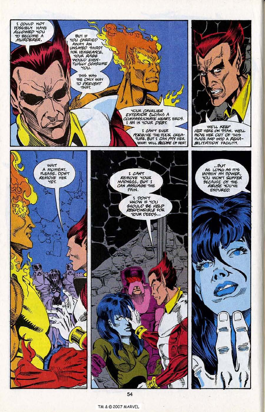 Read online Silver Surfer (1987) comic -  Issue # _Annual 5 - 56