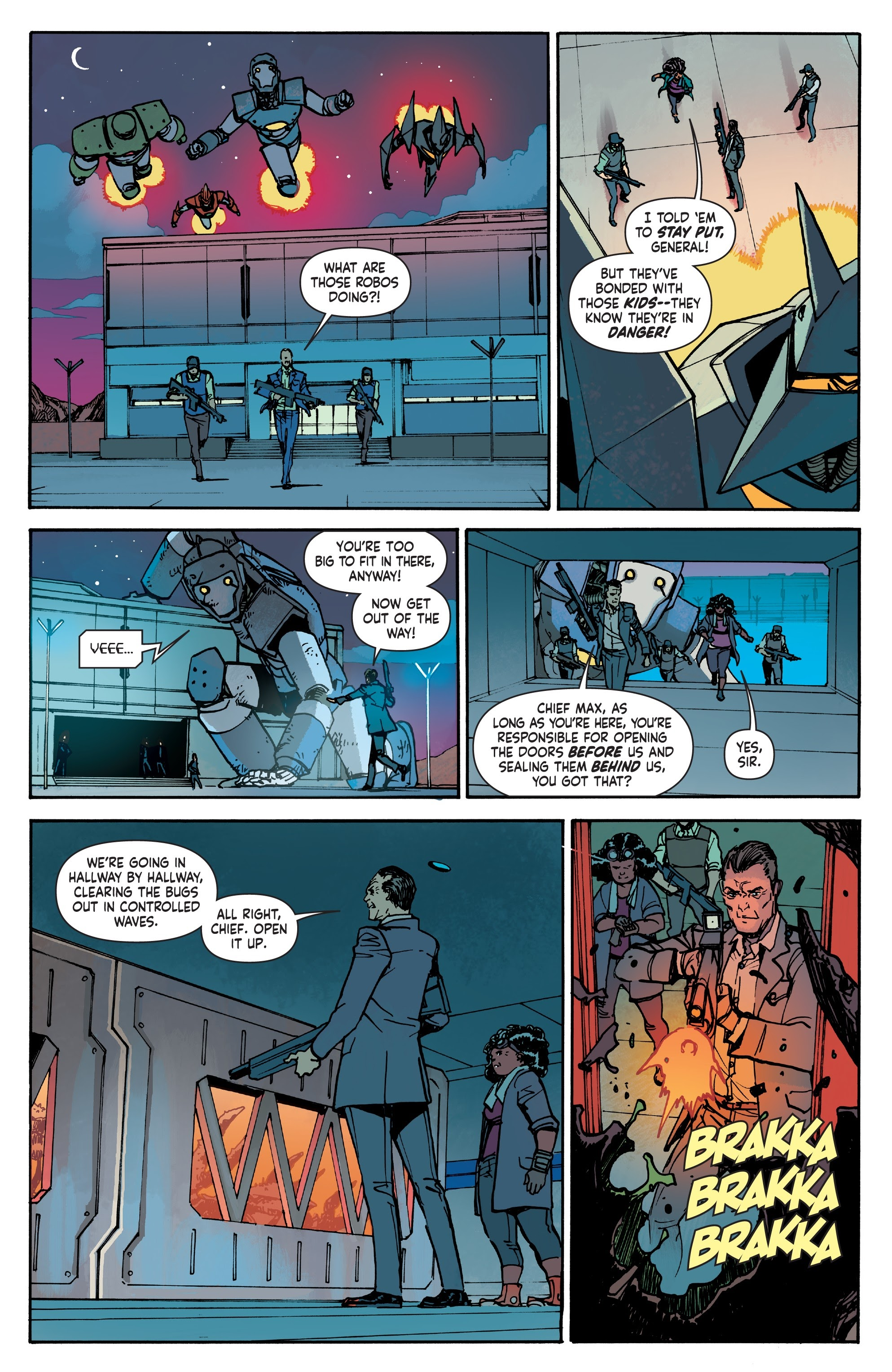 Mech Cadet Yu #_TPB_2 #15 - English 42