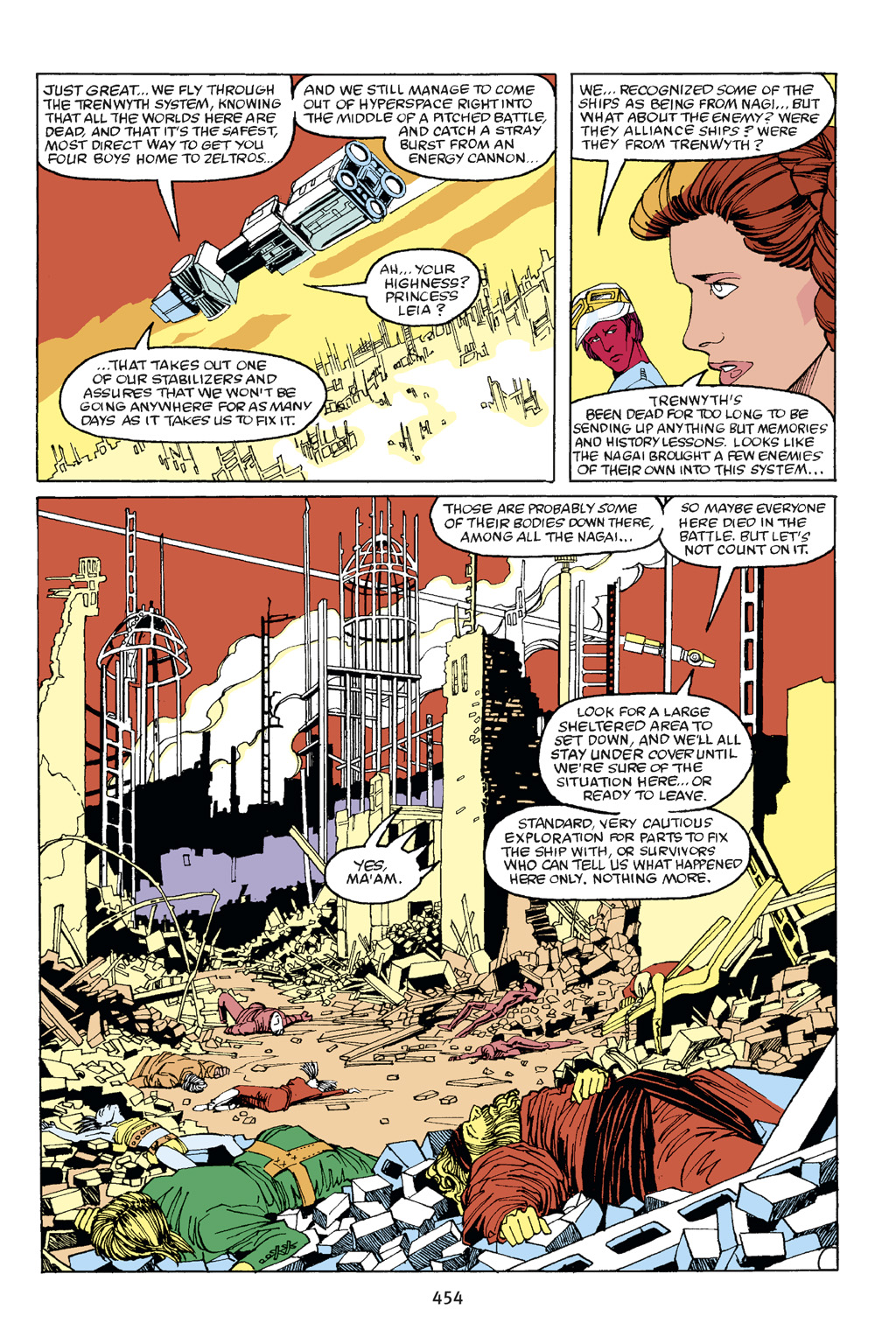 Read online Star Wars Omnibus comic -  Issue # Vol. 21.5 - 180