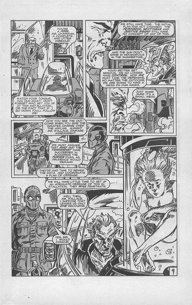 Femforce Issue #94 #94 - English 11