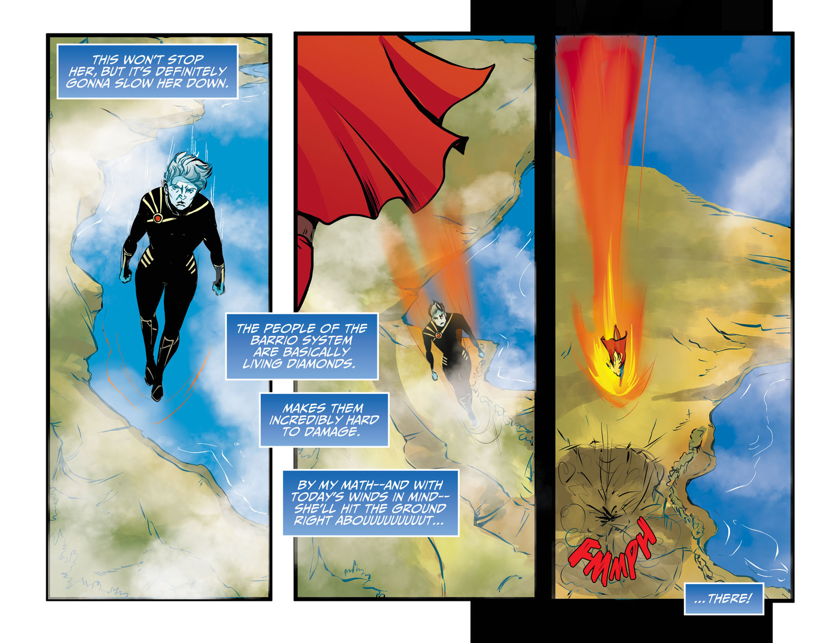 Read online Adventures of Supergirl comic -  Issue #13 - 6